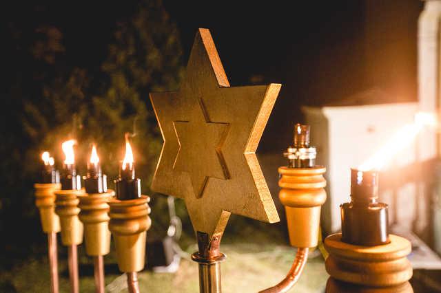 Hanukát ünnepelték Szombathelyen
