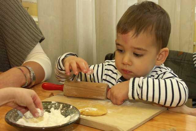 Farsangi készülődés a Gyermekek házában