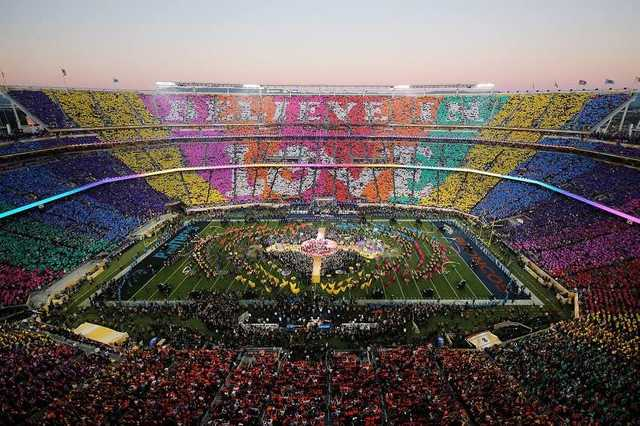 Super Bowl halftime show