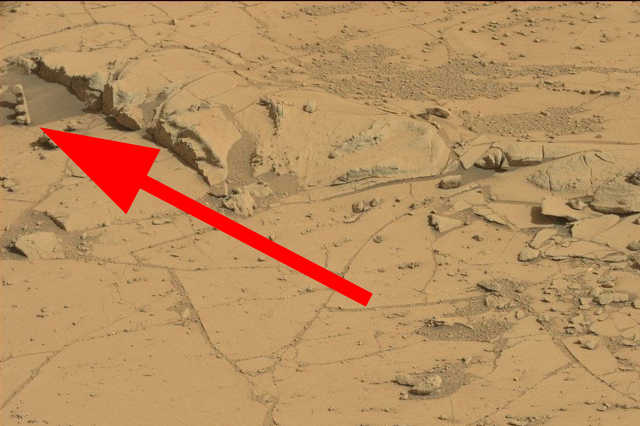 Egyre furább dolgokat talál a Marson a Curiosity