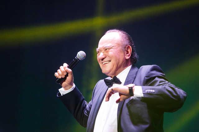 Korda György életműkoncert az Agora MSH-ban
