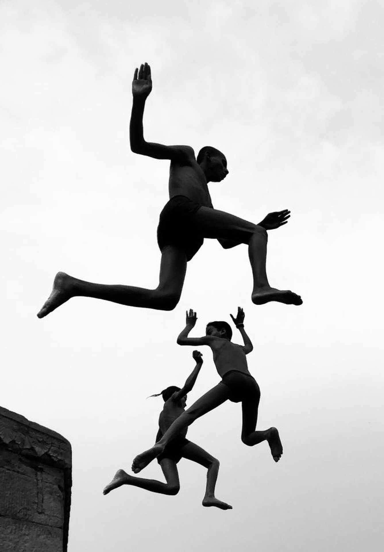 Év képe (nagydíjas) - Dimpy Bhalotia: 'Flying Boys'