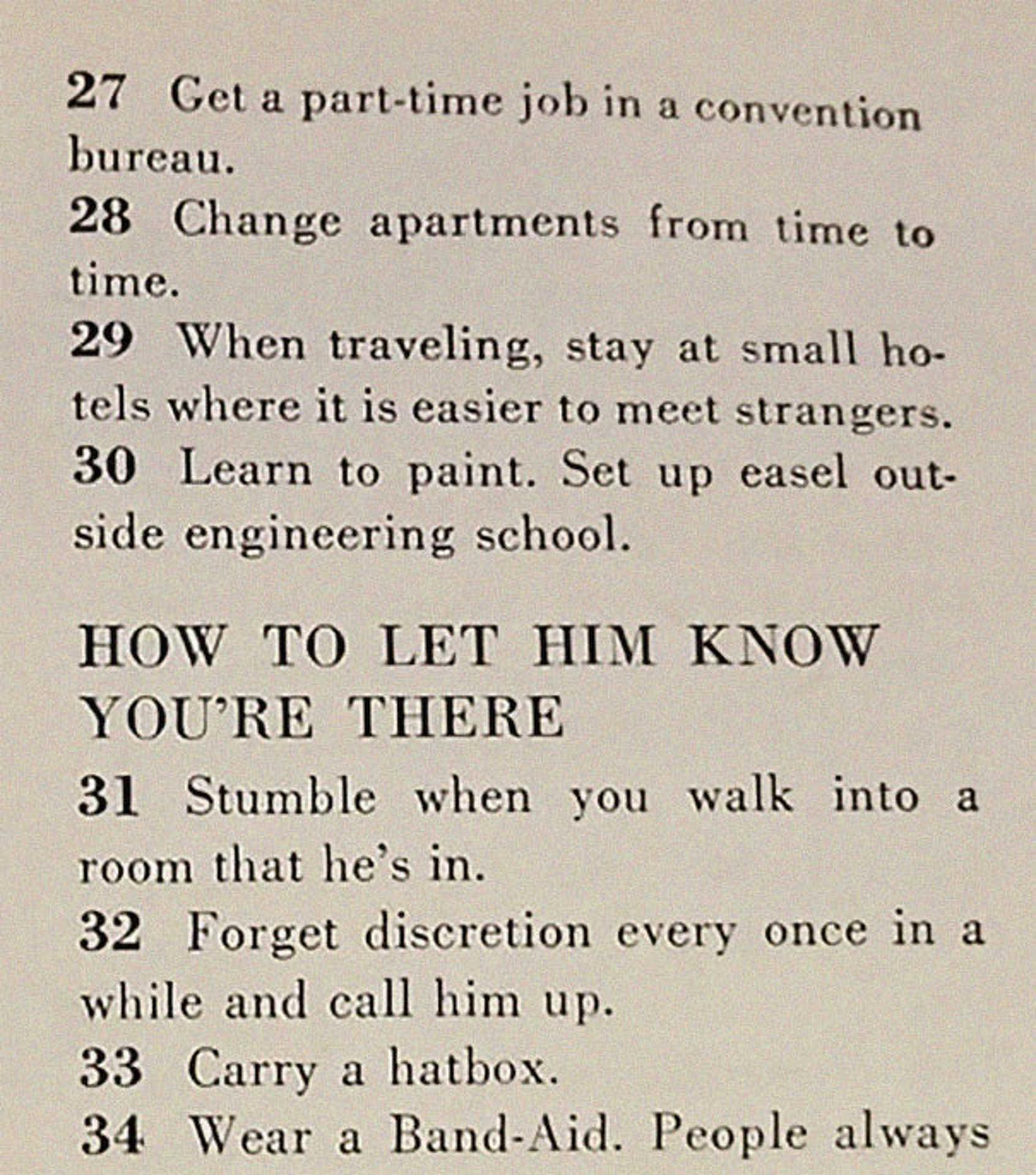 Hogyan szerezz férjet?
