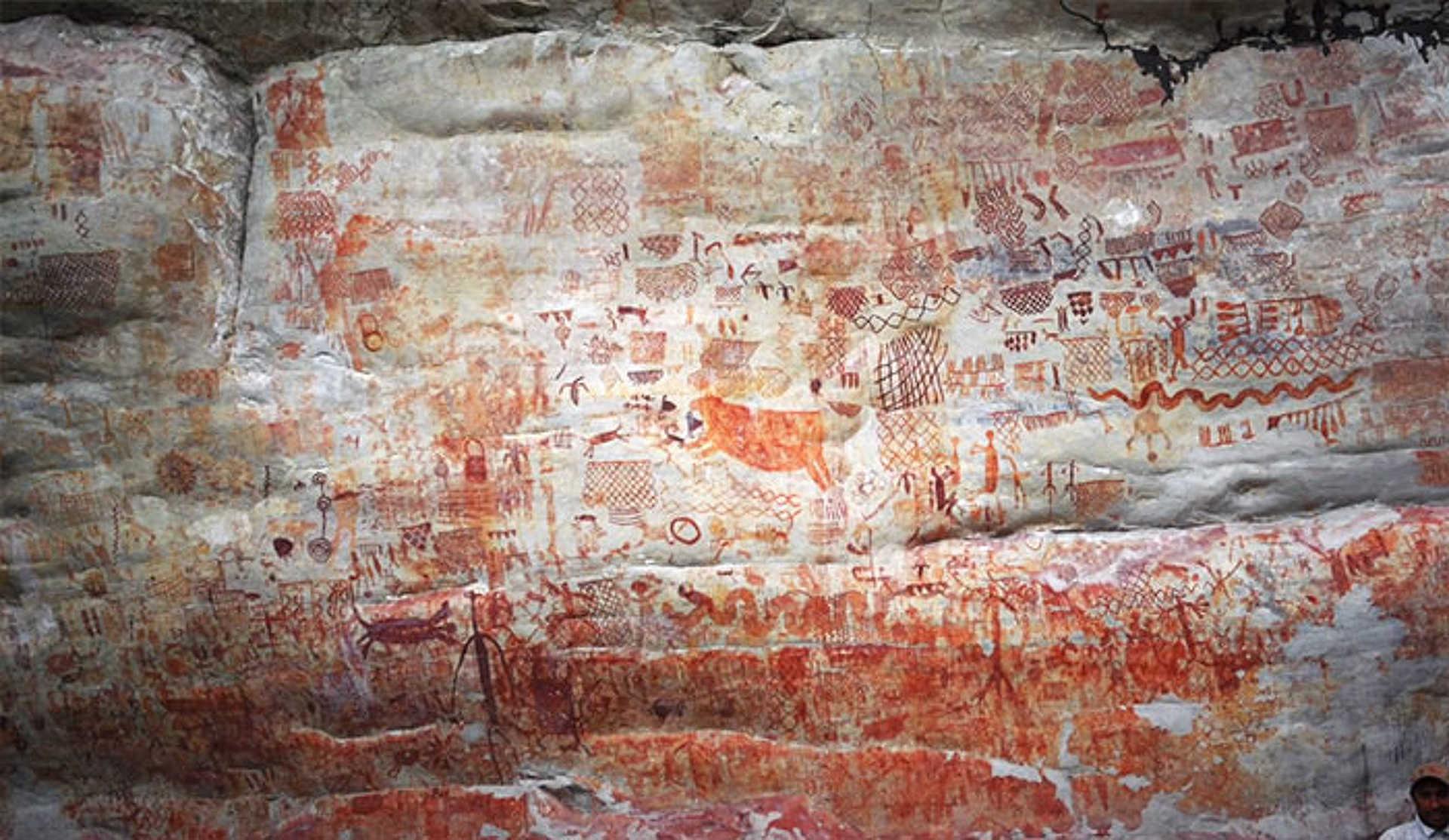 Prehisztorikus festmények