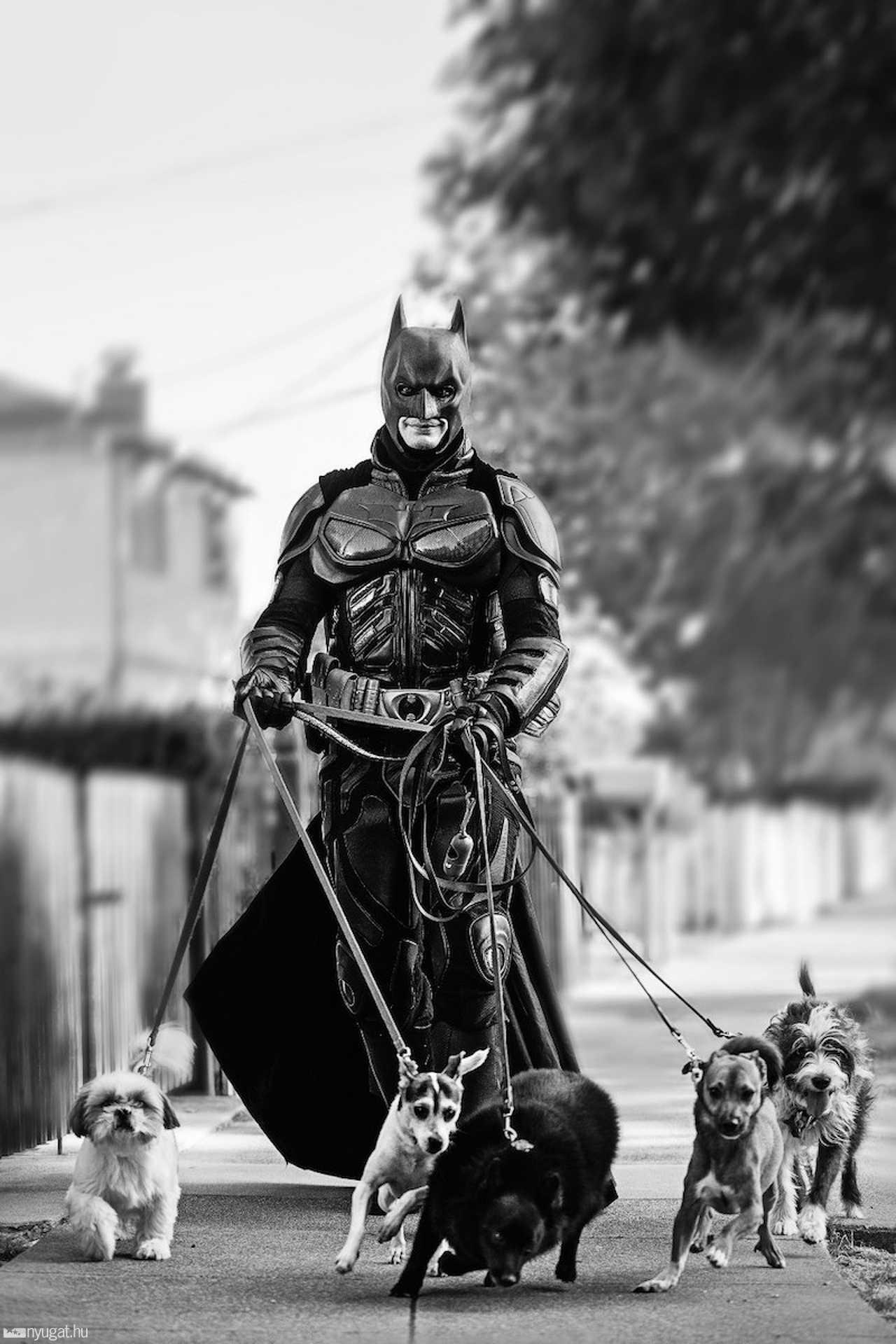 Batman, az önkéntes hős