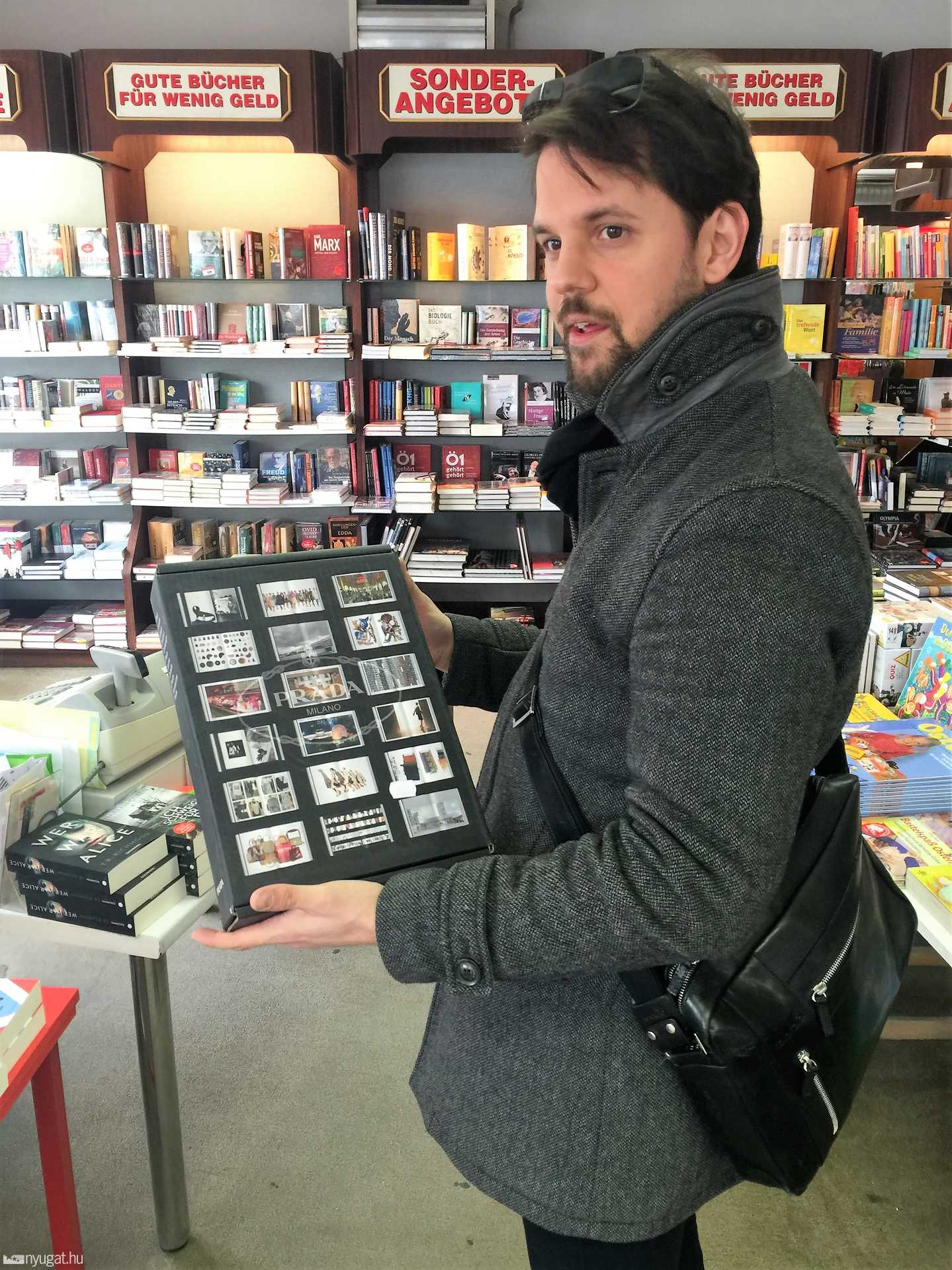 A megszerzett Prada Fashion Book