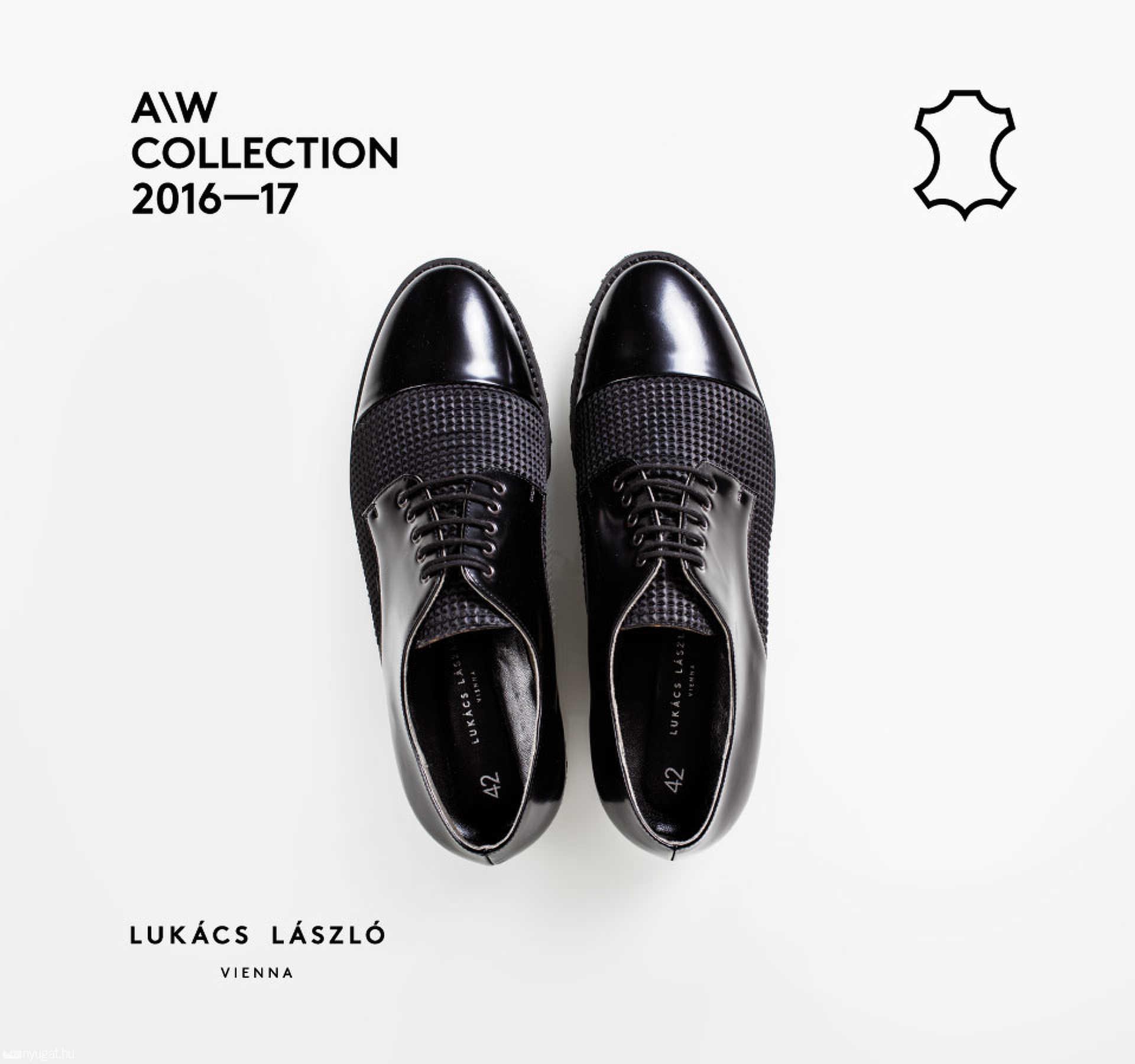 Lukács László Vienna Shoting AW 2016/17