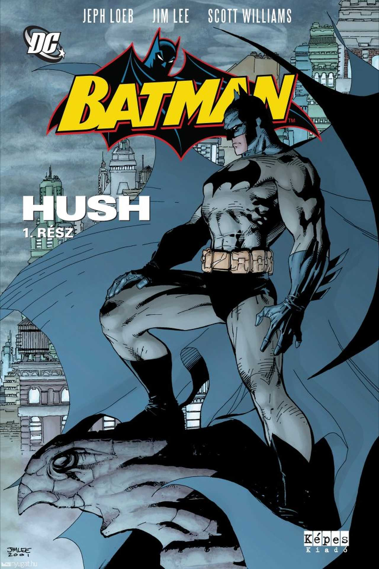 Batman - Hush 1. rész