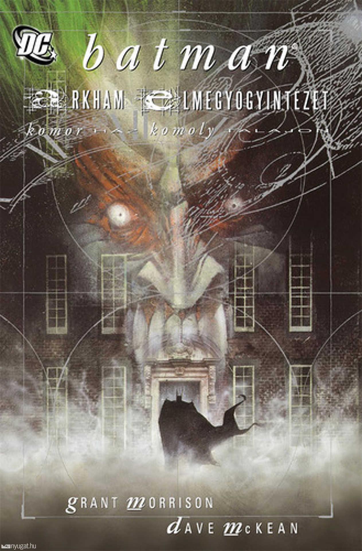 Batman - Arkham Elmegyógyintézet