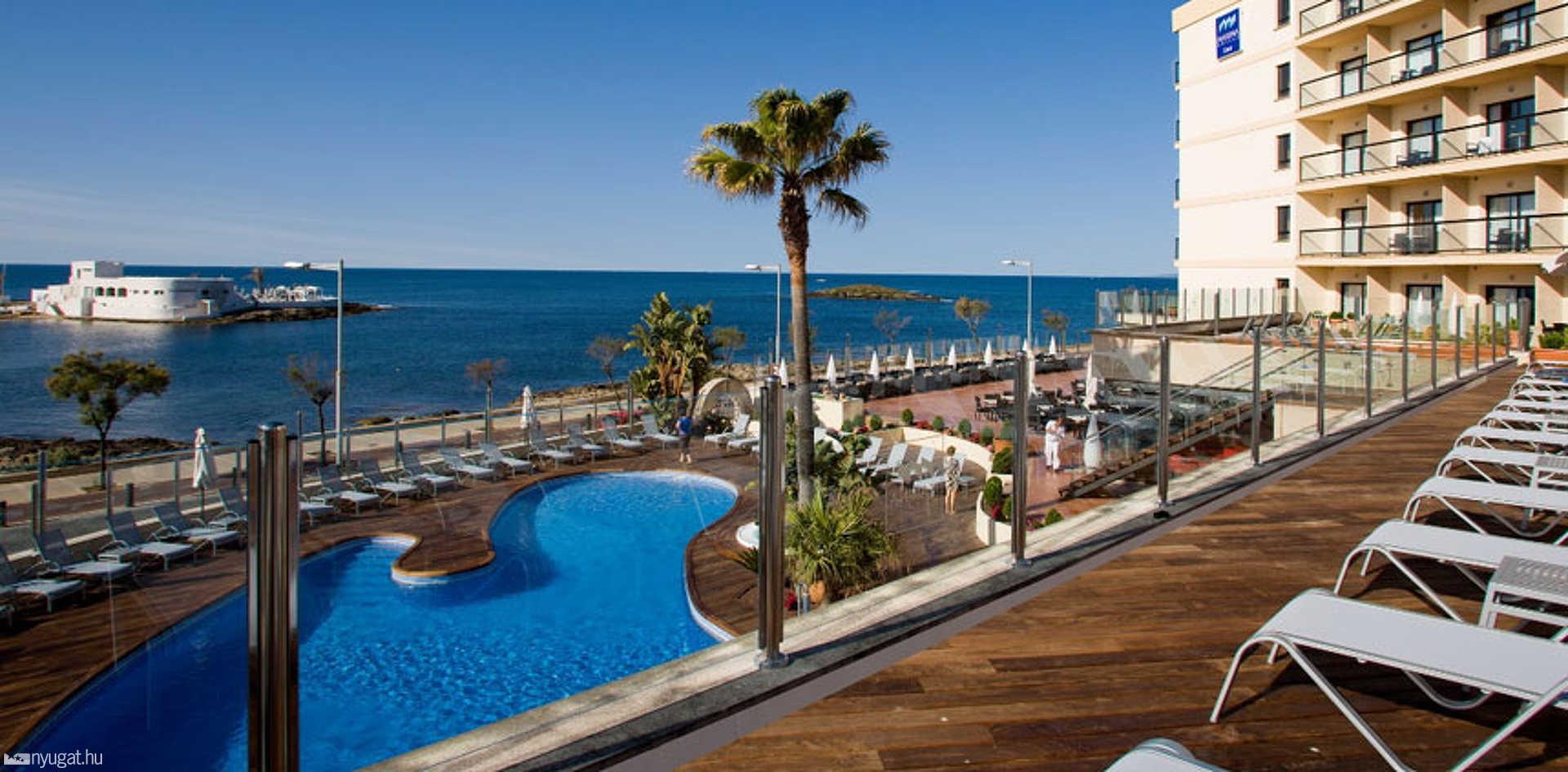 Egy medencés latin buli?JÖHET!(Hotel Marina Luz**** - Palma (Mallorca), Spanyolország )