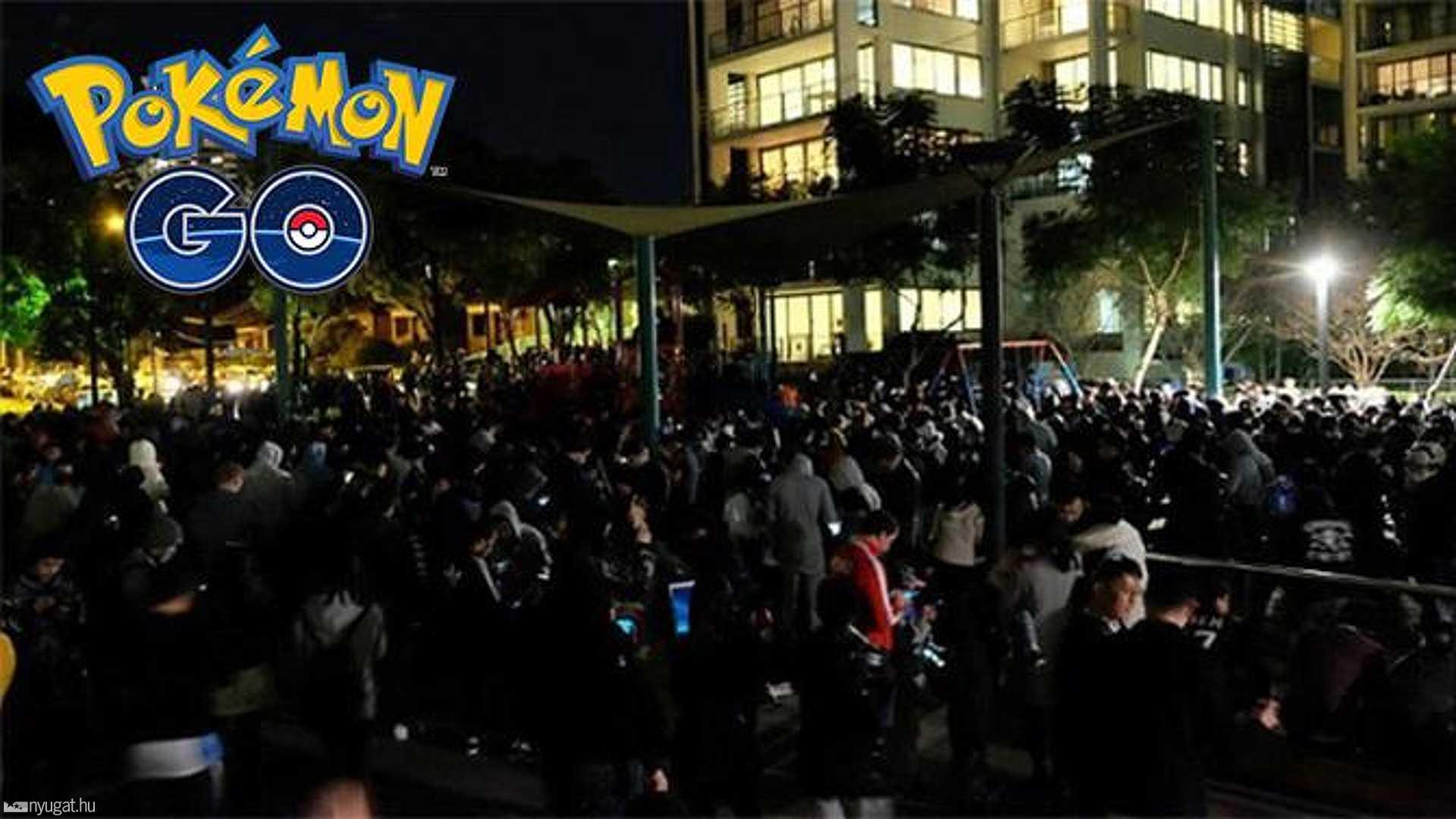 Pokémon Go társkereső