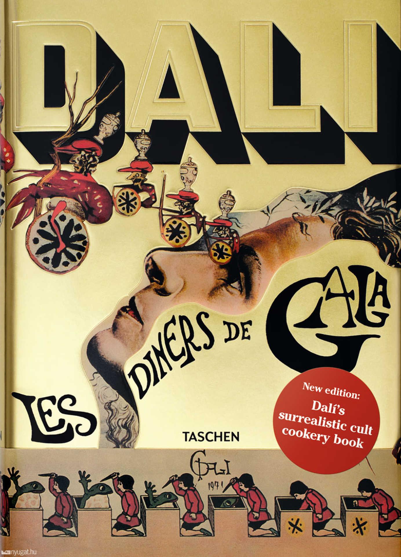 Salvador Dalí szakácskönyve