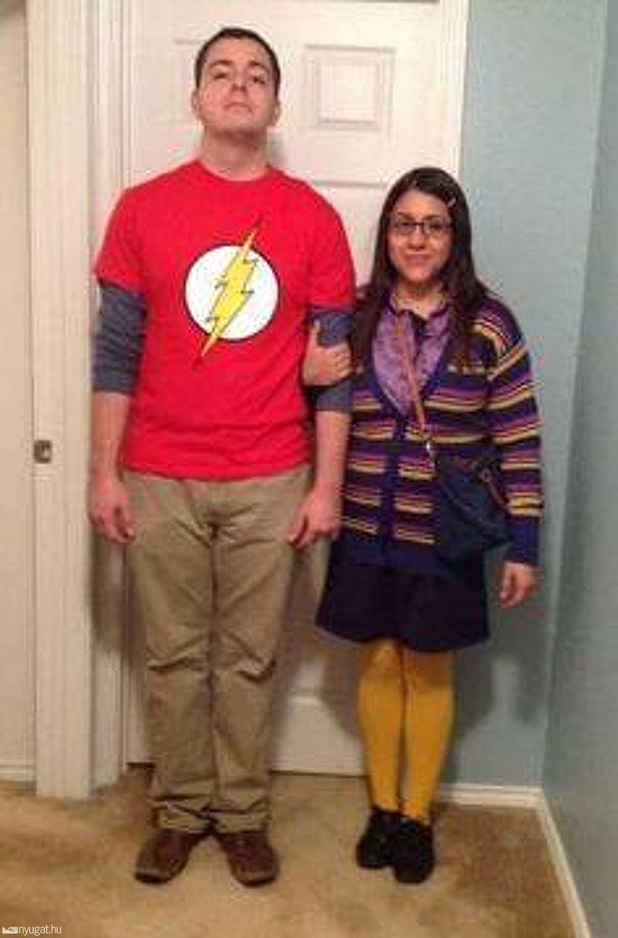 Amy és Sheldon