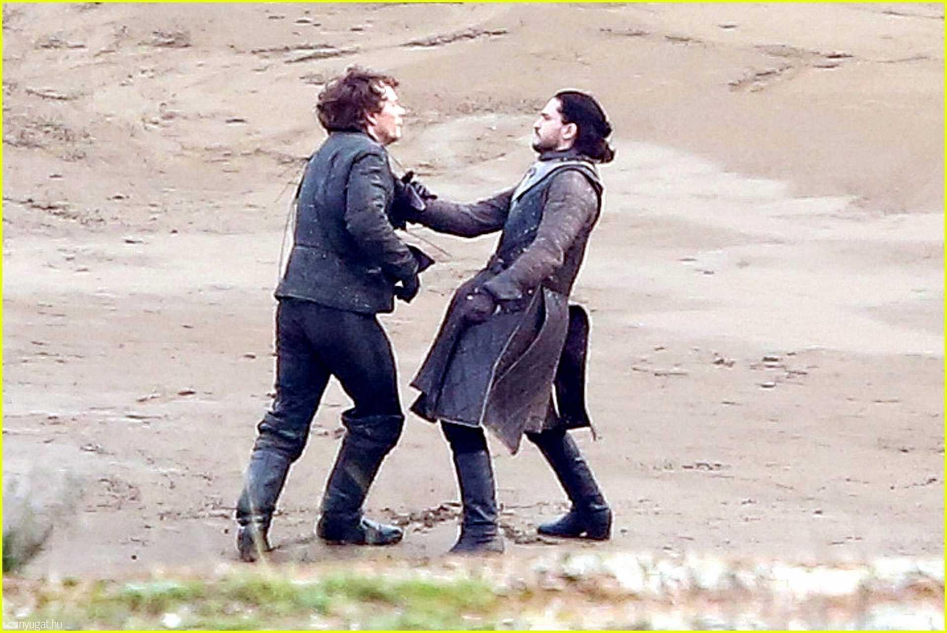 Theon Greyjoy és Havas Jon