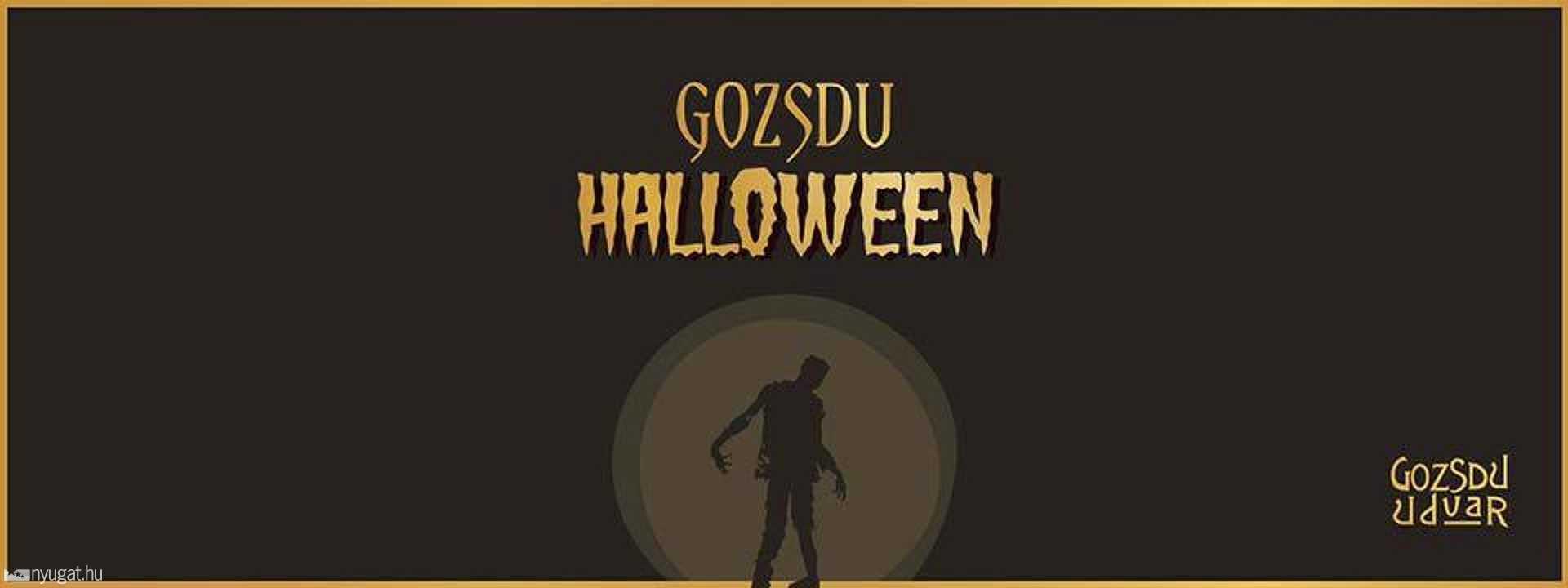 Gozsdu Halloween