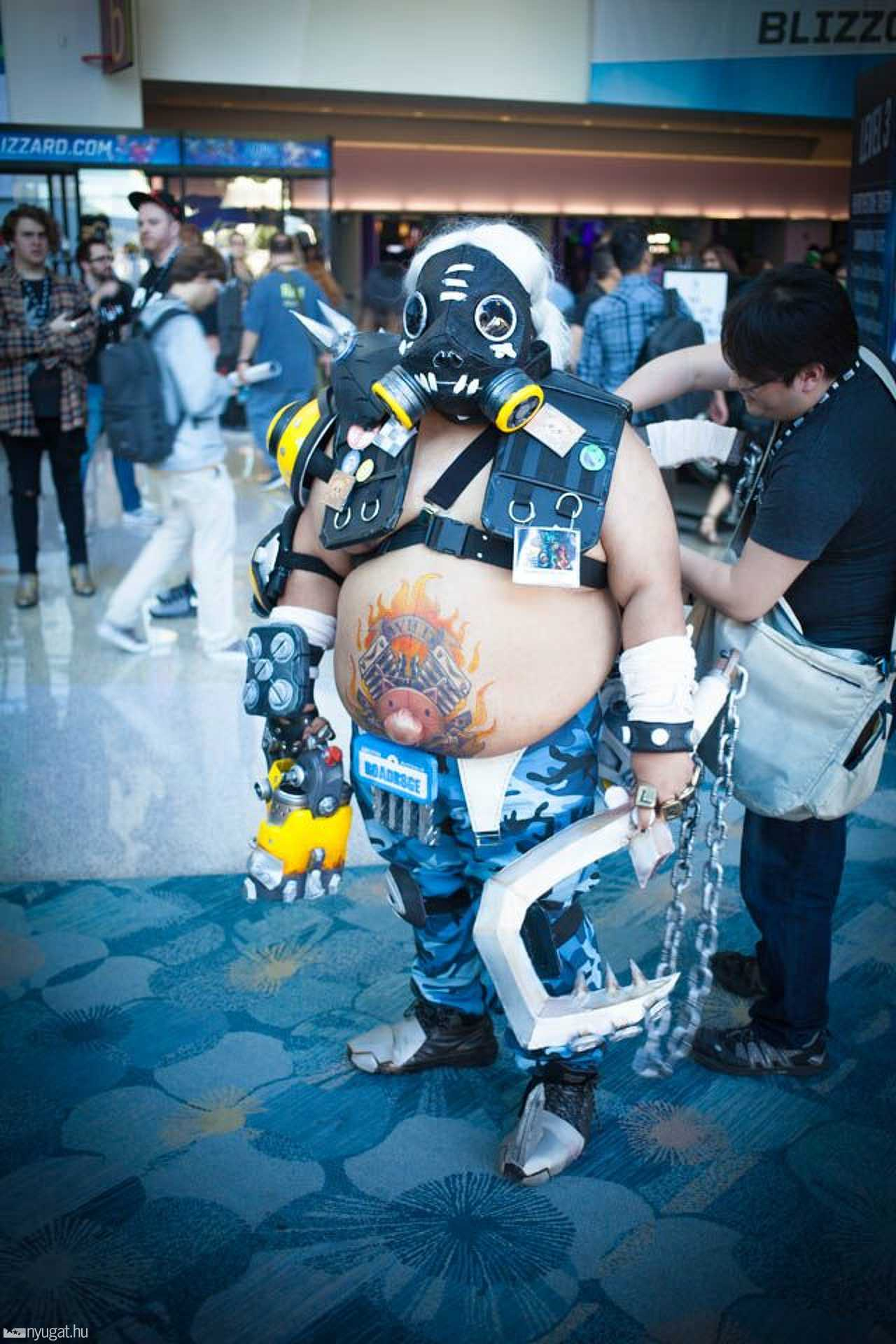 Blizzcon - 2016 Cosplay