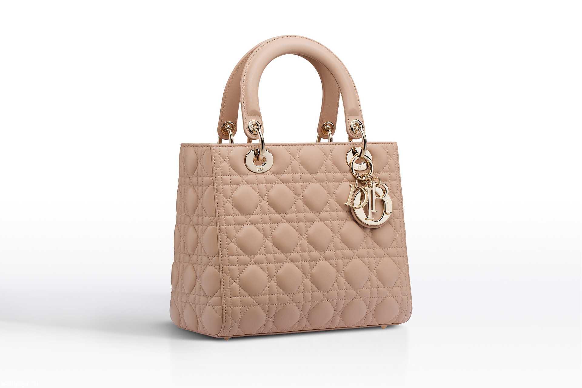 Az ikonikus, kalsszikus Lady Dior