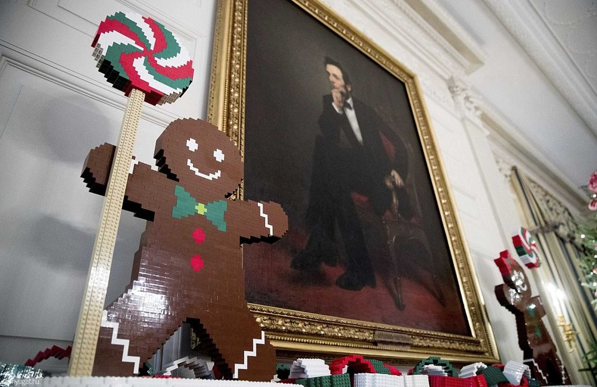 Karácsony a Fehér Házban