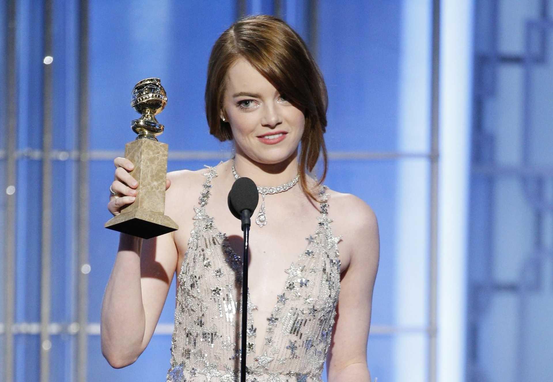 Emma Stone, aki a legcukibb színésznő díjára is eséllyel pályázhatott volna