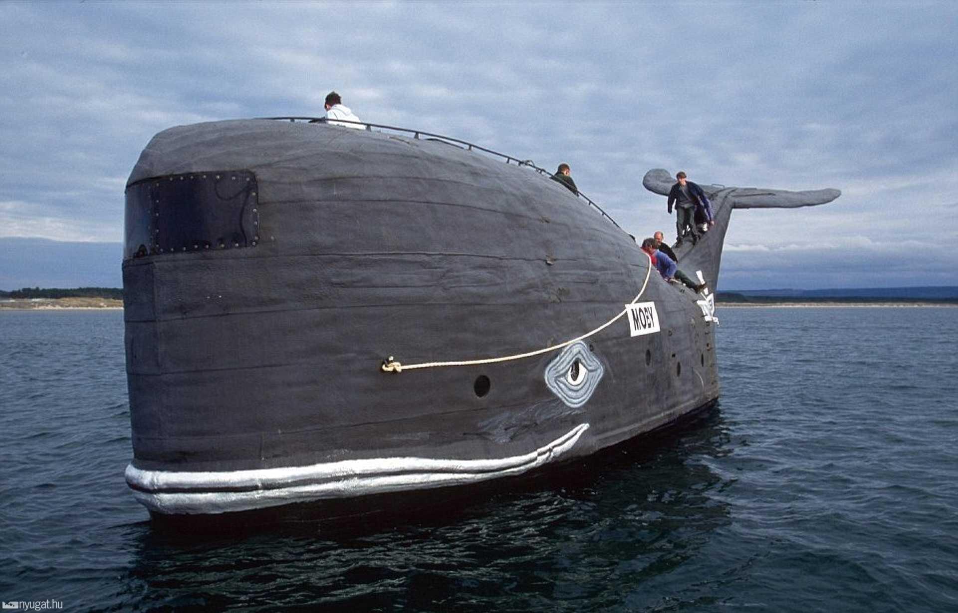 A legfurcsább vízi járművek