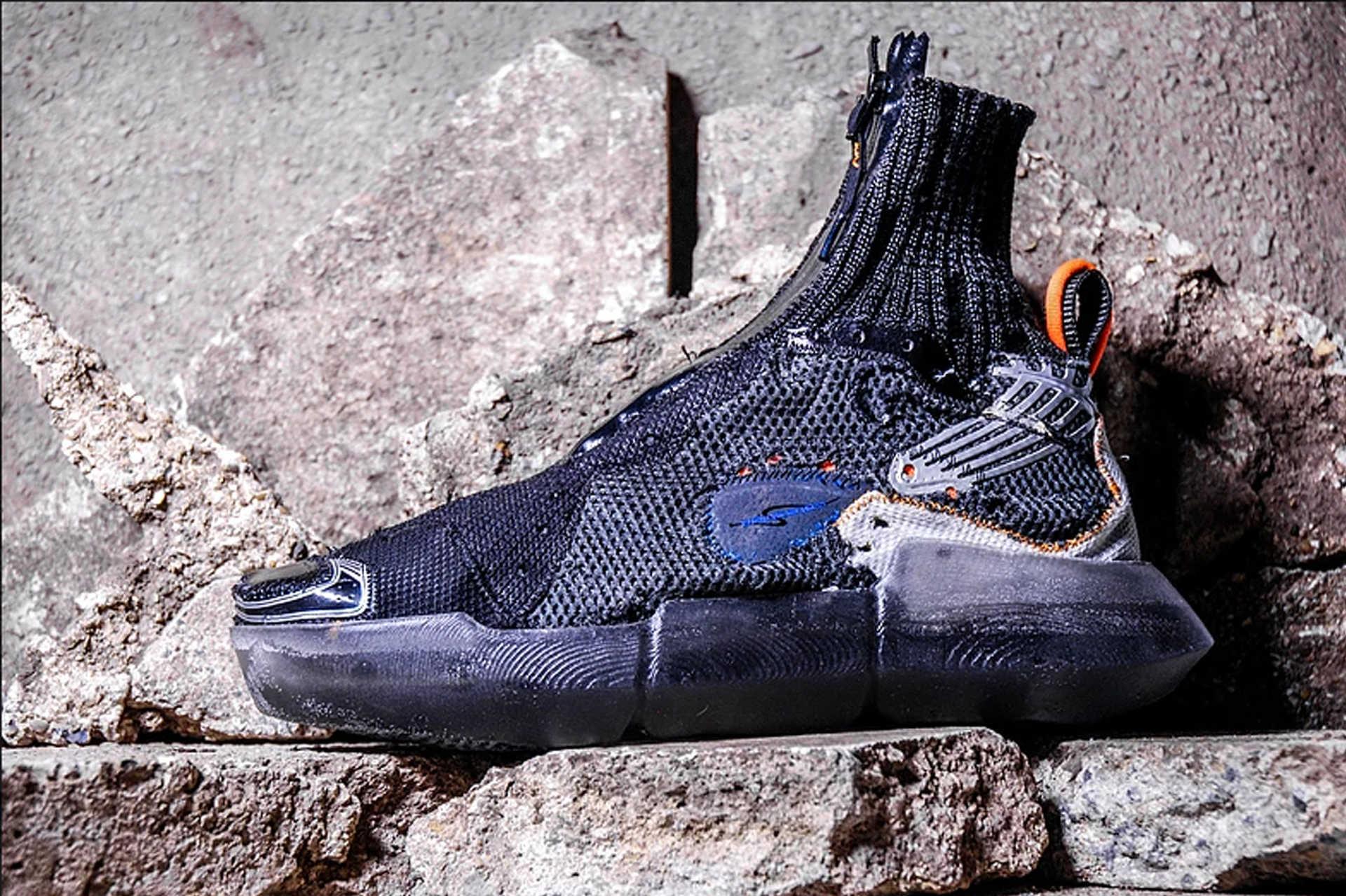 Frankenstein cipő