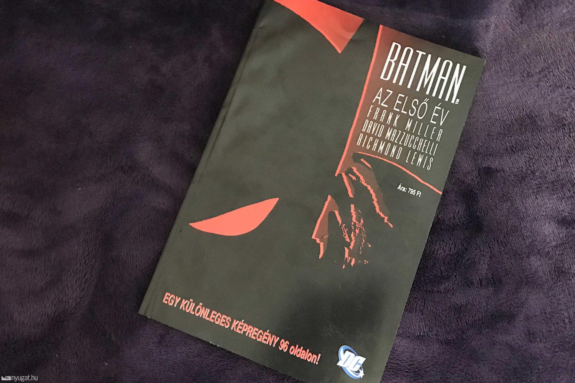 Batman Első Év