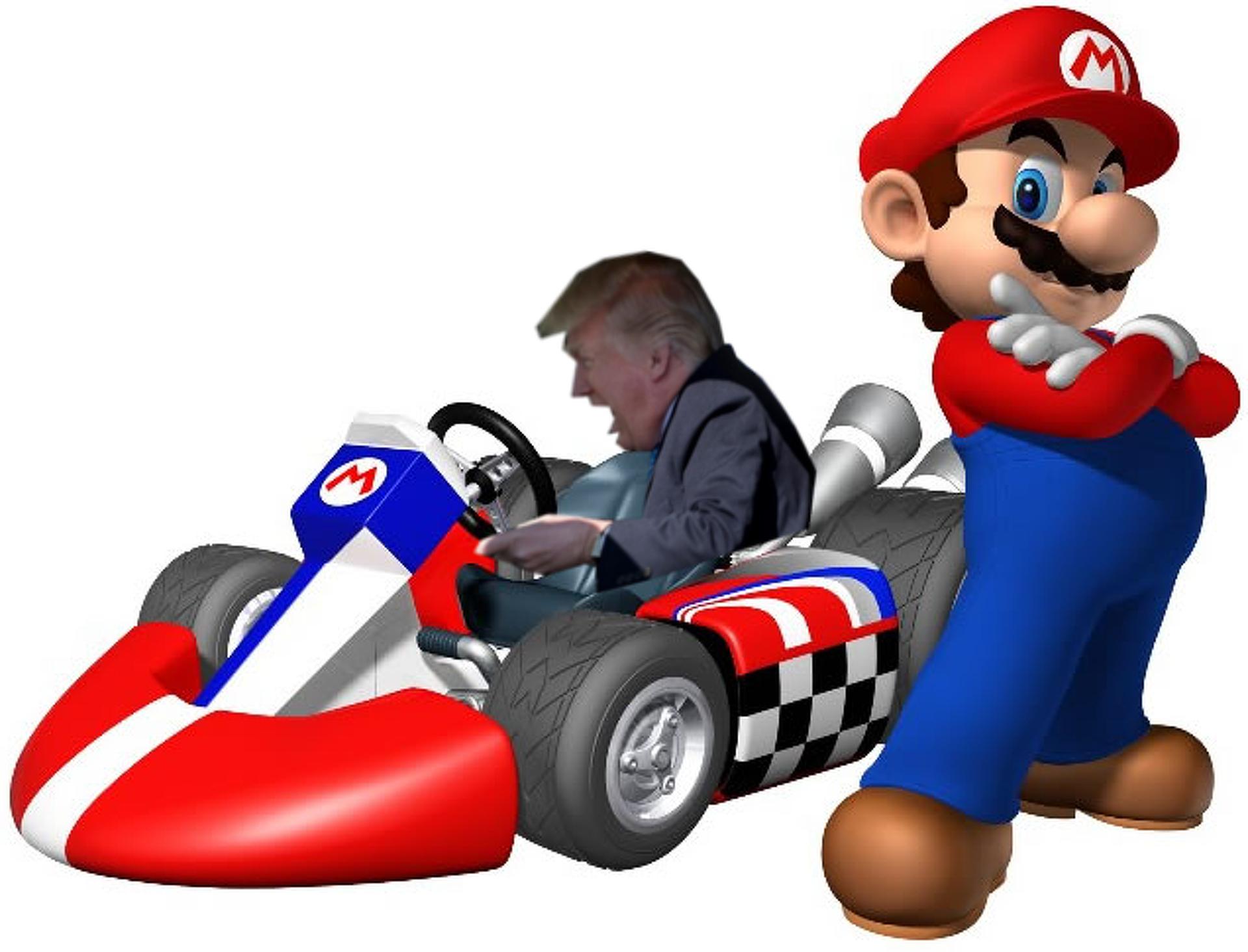 A Mario Kart új versenyzője