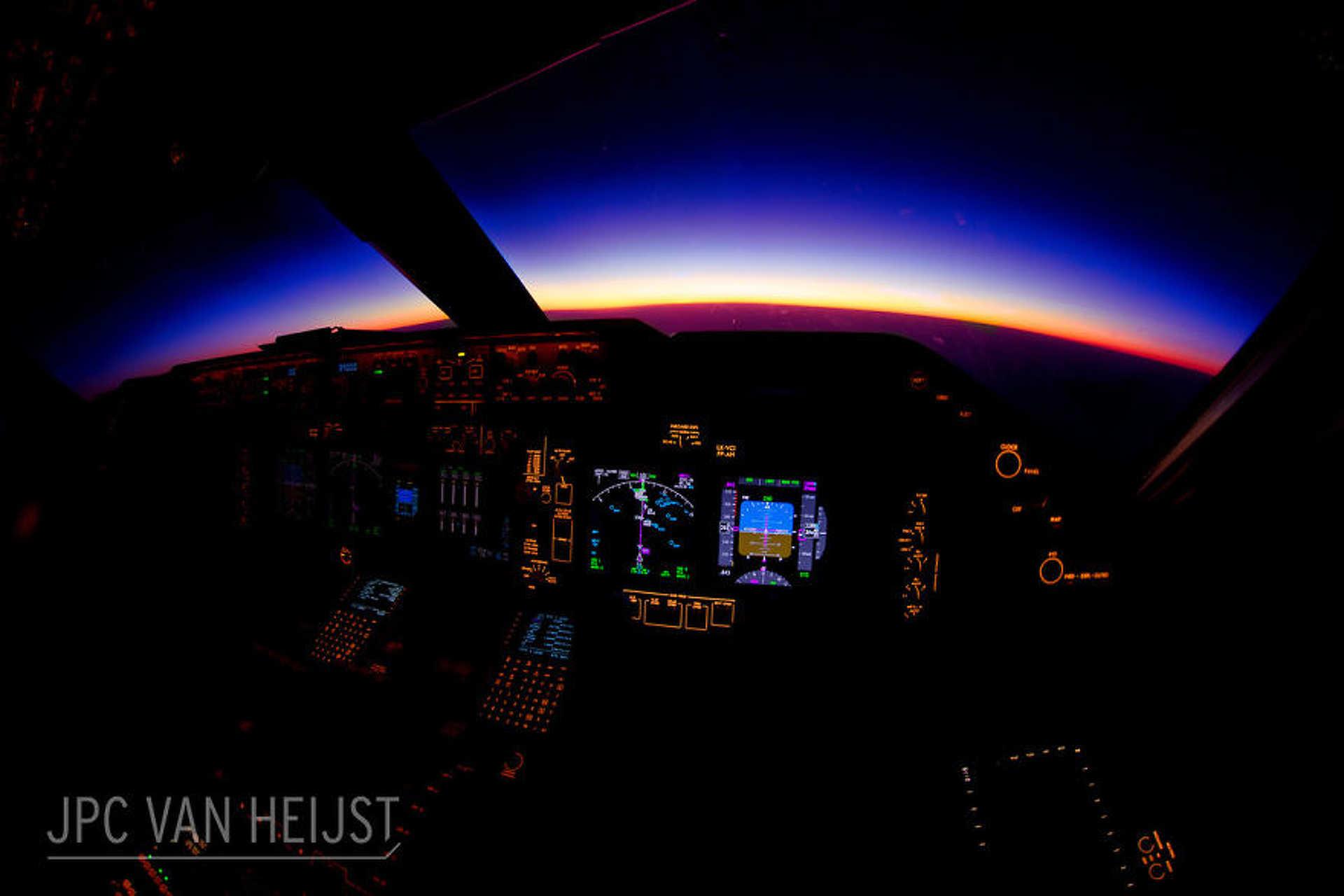Egy pilóta utazásai