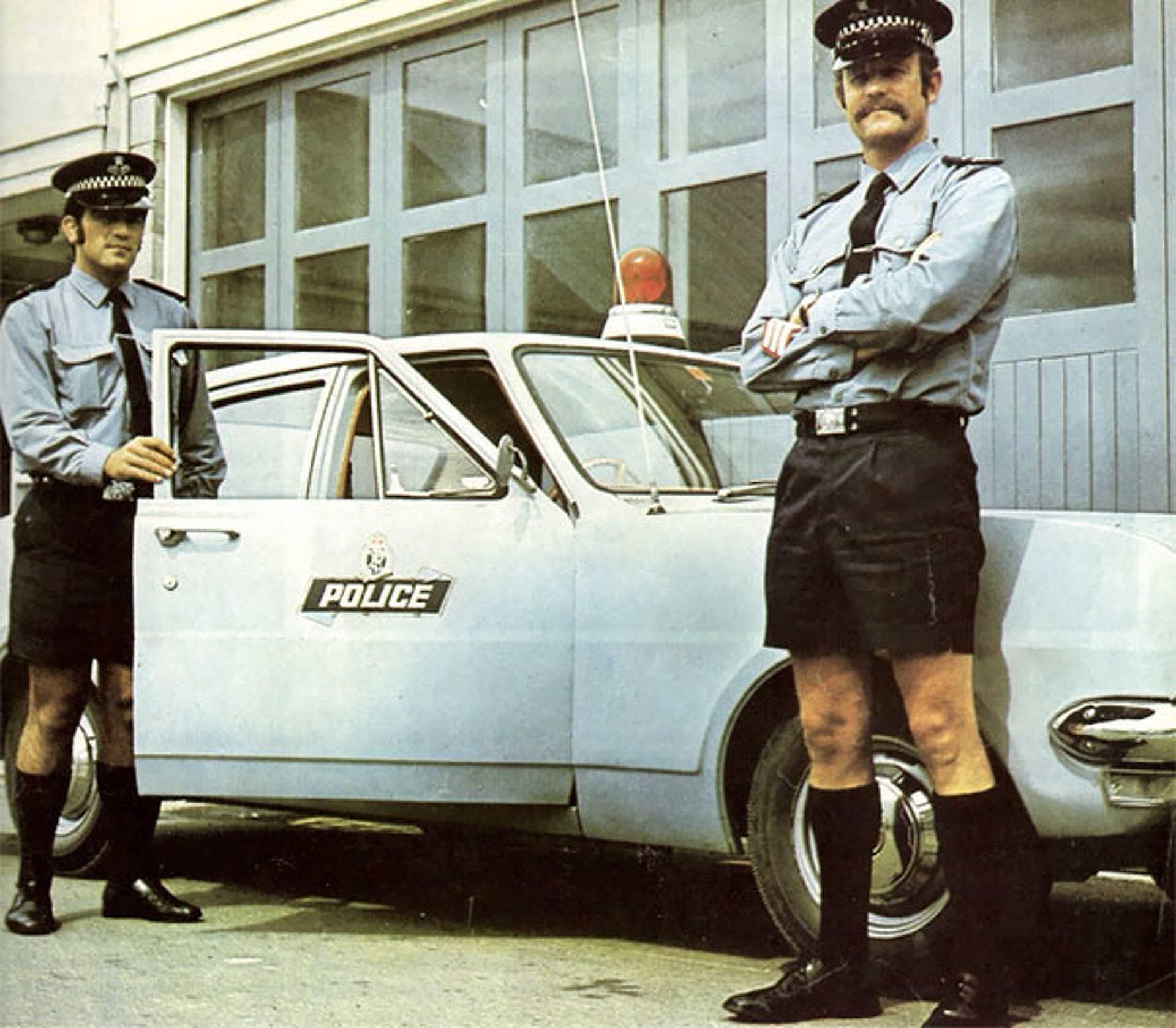 Brutális shortok a '70-es évekből
