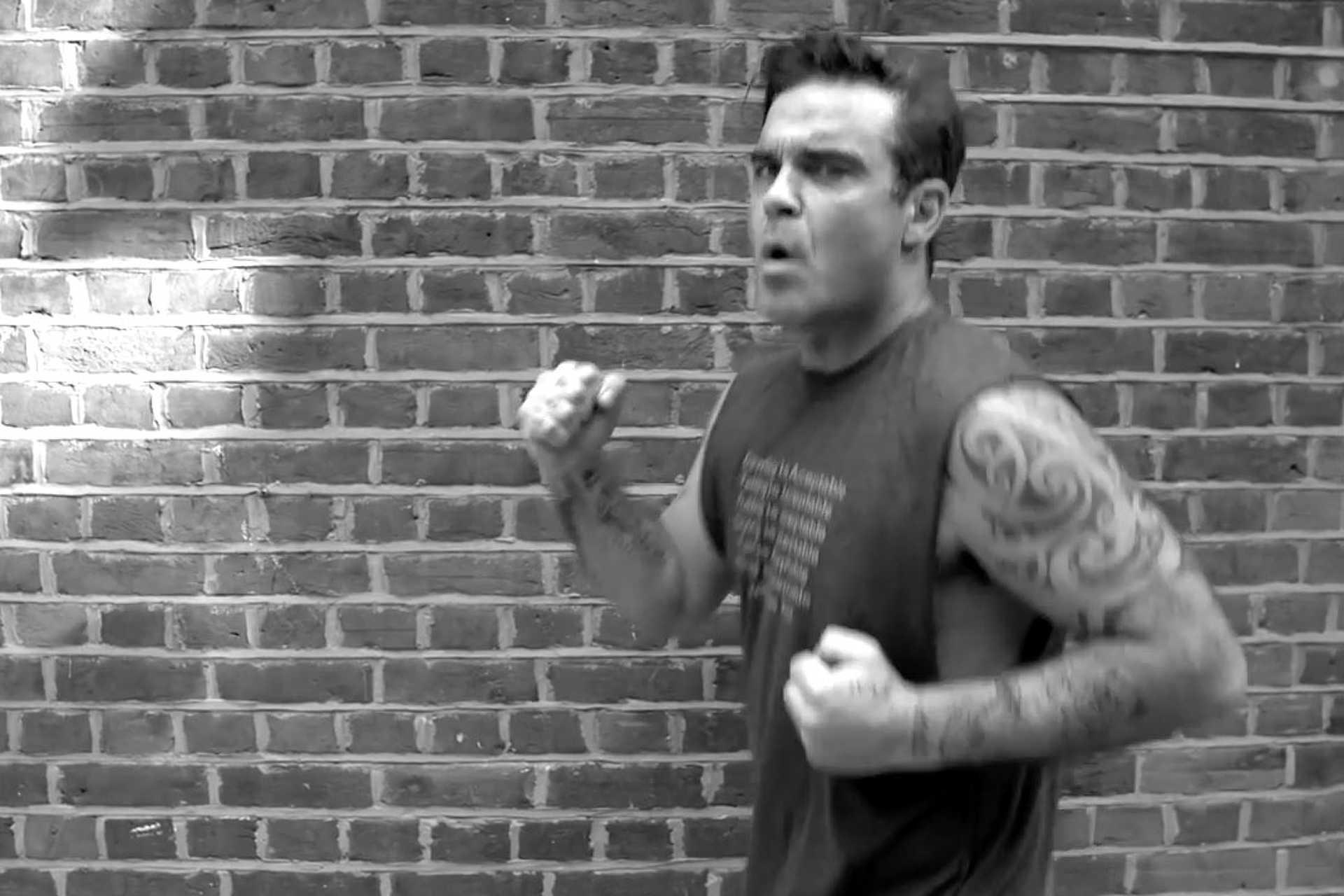 Nyugodj békében, Robbie Williams ép elméje!