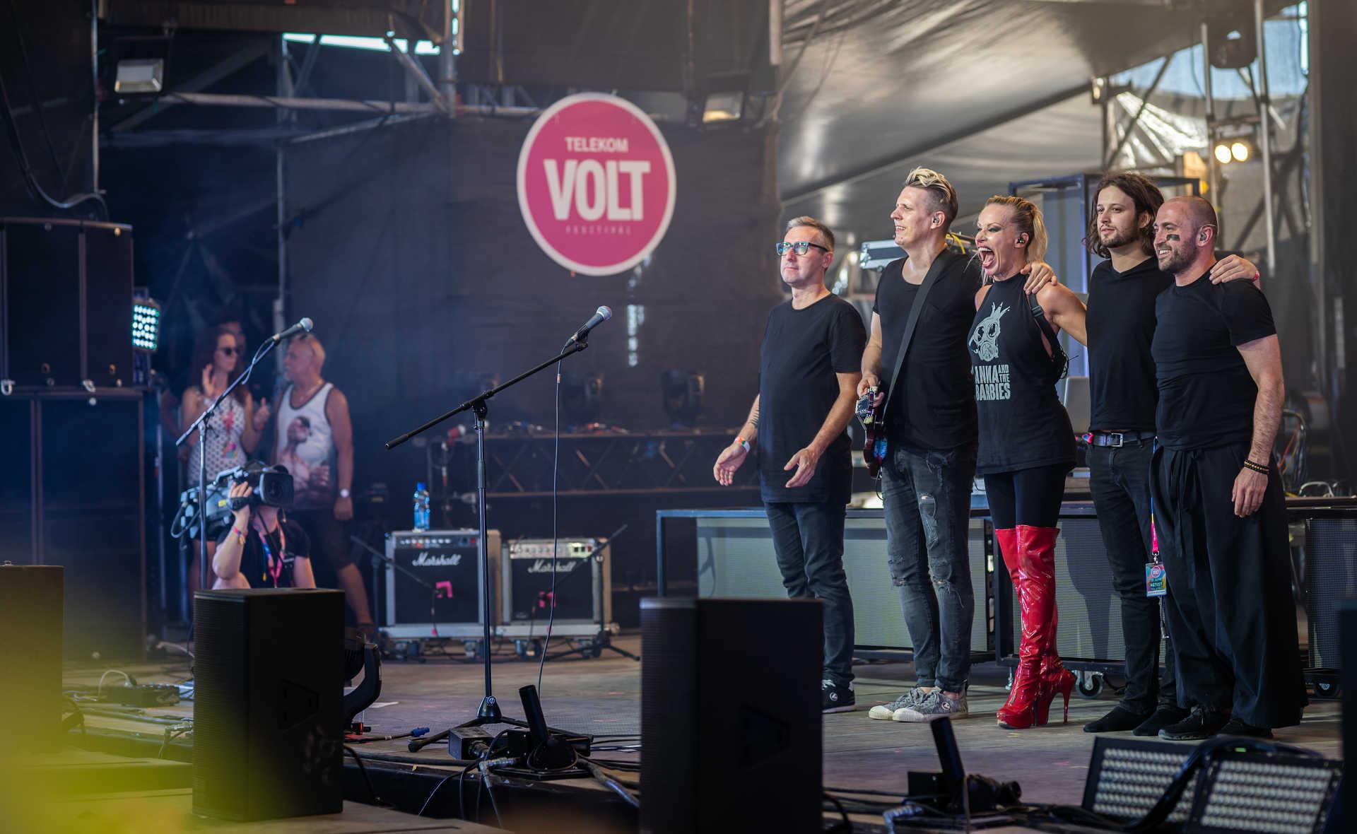 VOLT fesztivál péntek 2019