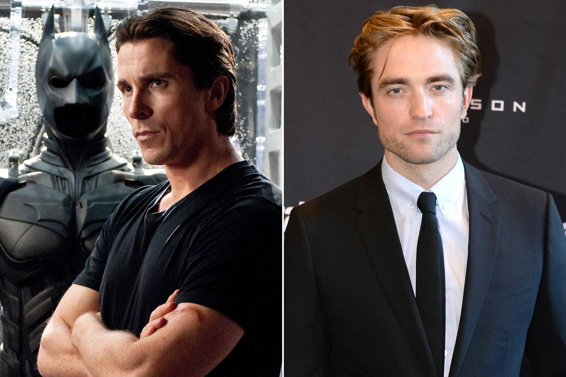 Christian Bale és Robert Pattinson