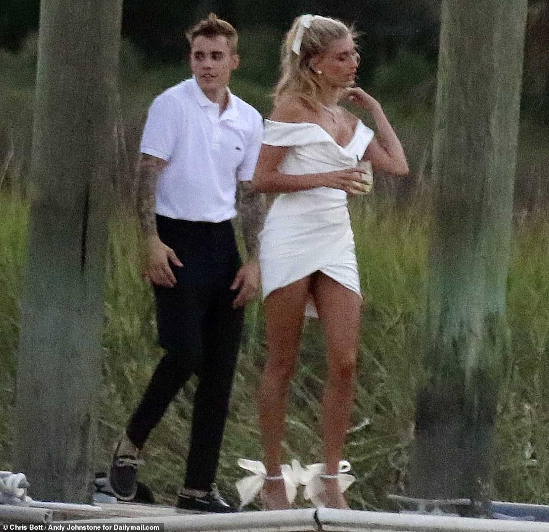 Justin Bieber esküvője