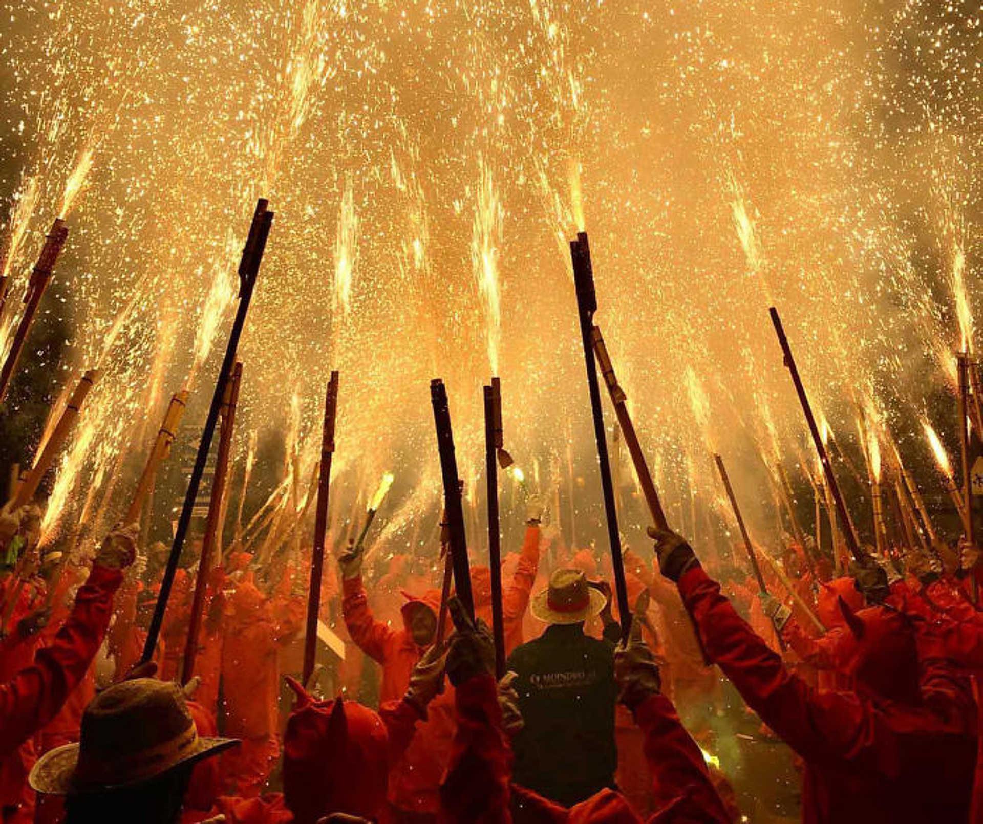 Hírek/események - Fernando Merlo: 'Demons Lighting The Sky'