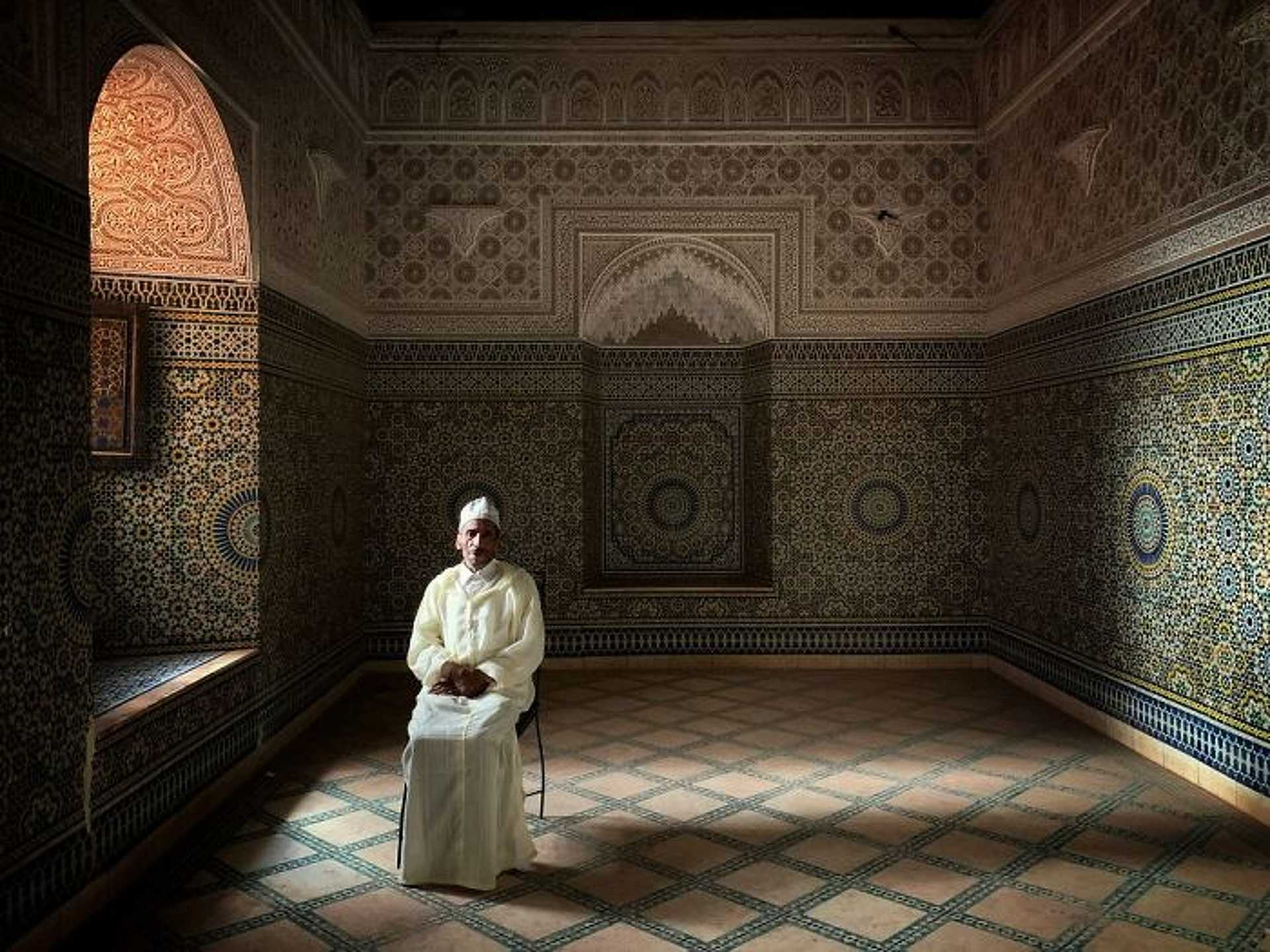 Portré - Mona Jumaan: 'Beautiful Isolation'