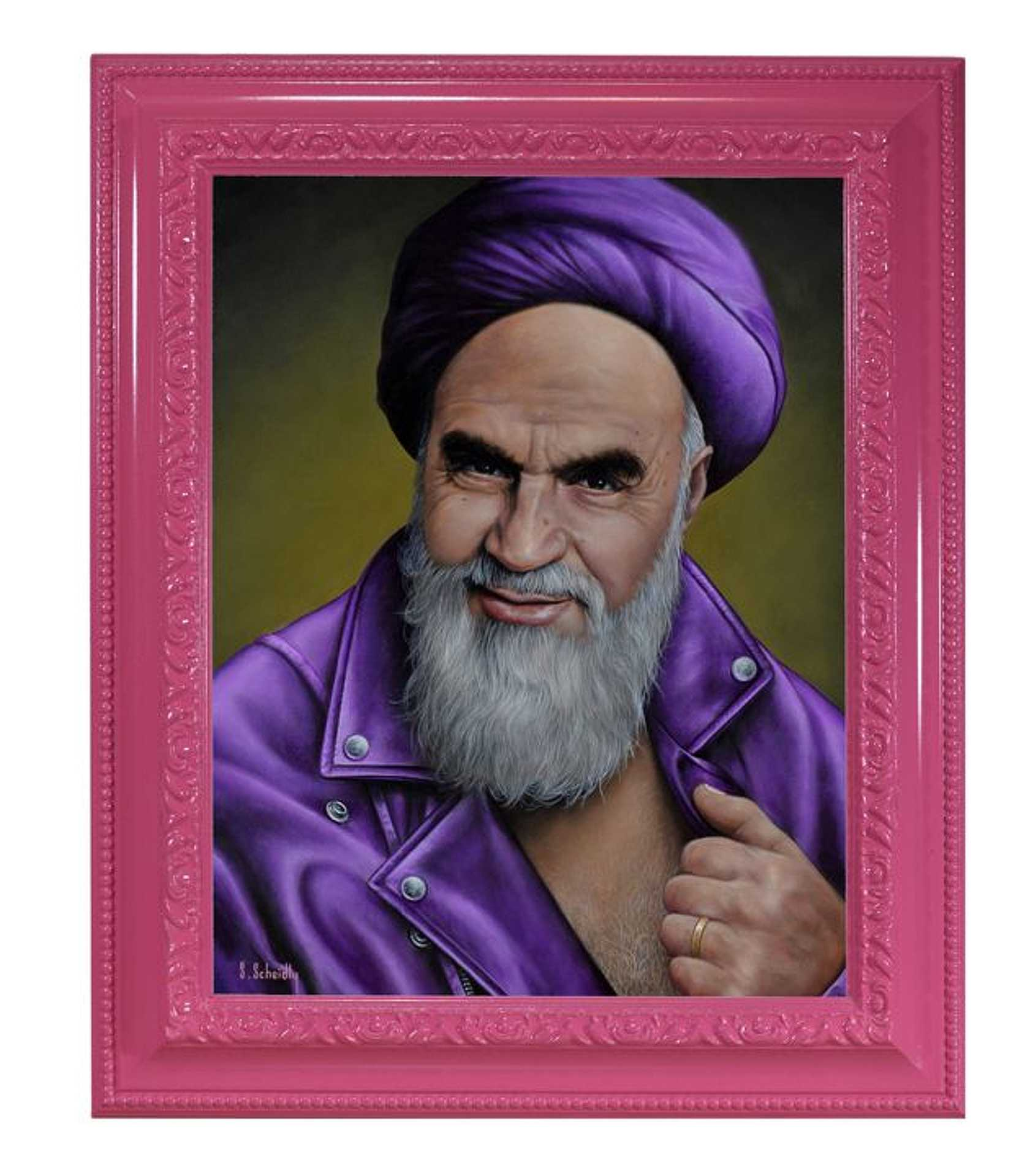 Ruhollah Khomeini