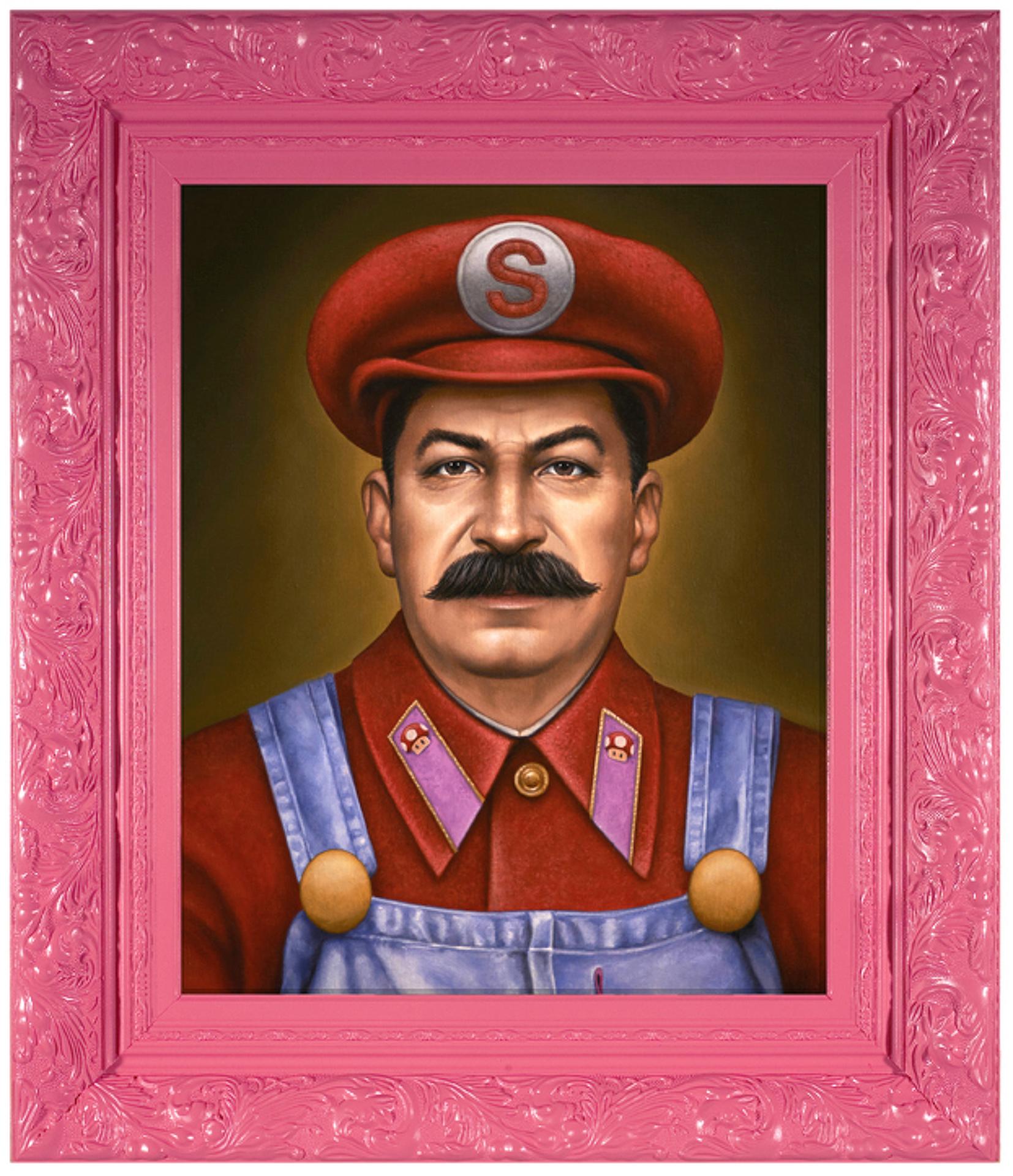 Super Stalin Bro.