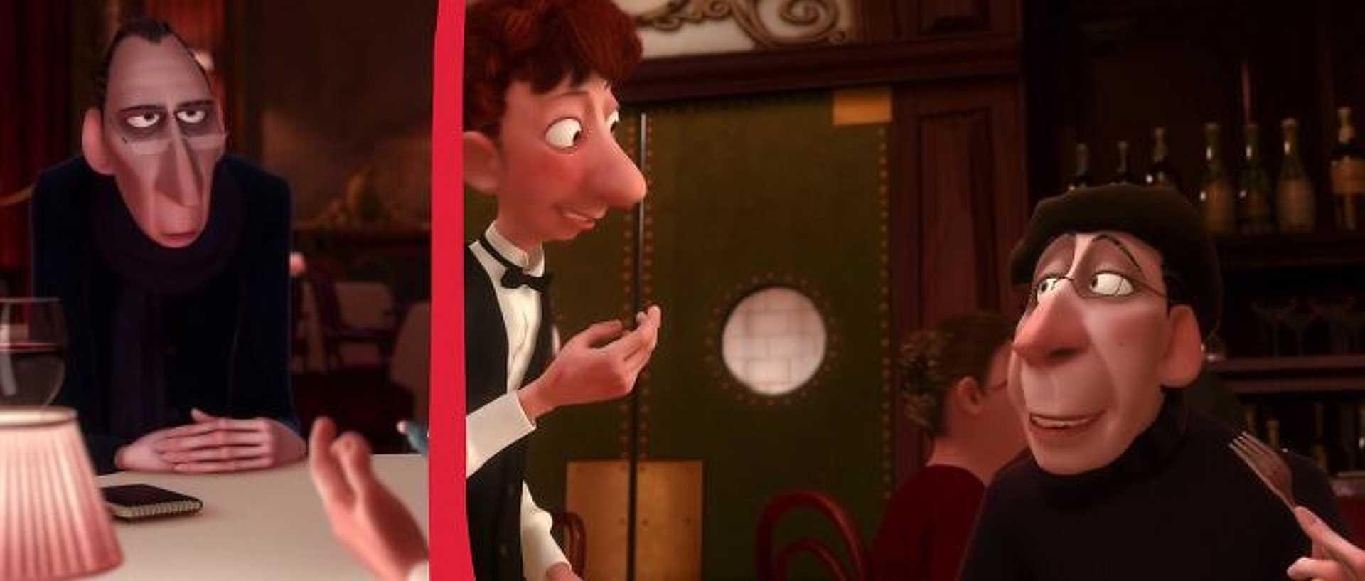 Pixar-filmek