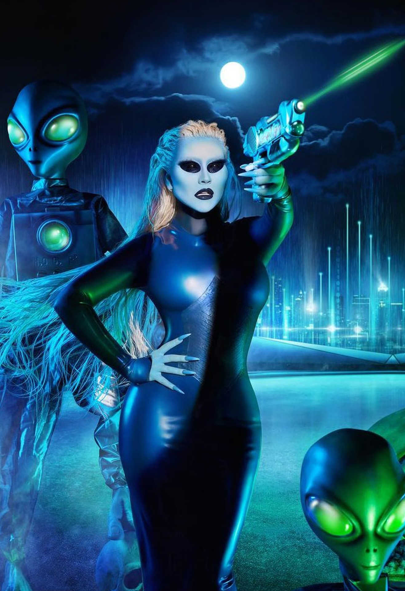 Christina Aguilera - Alien