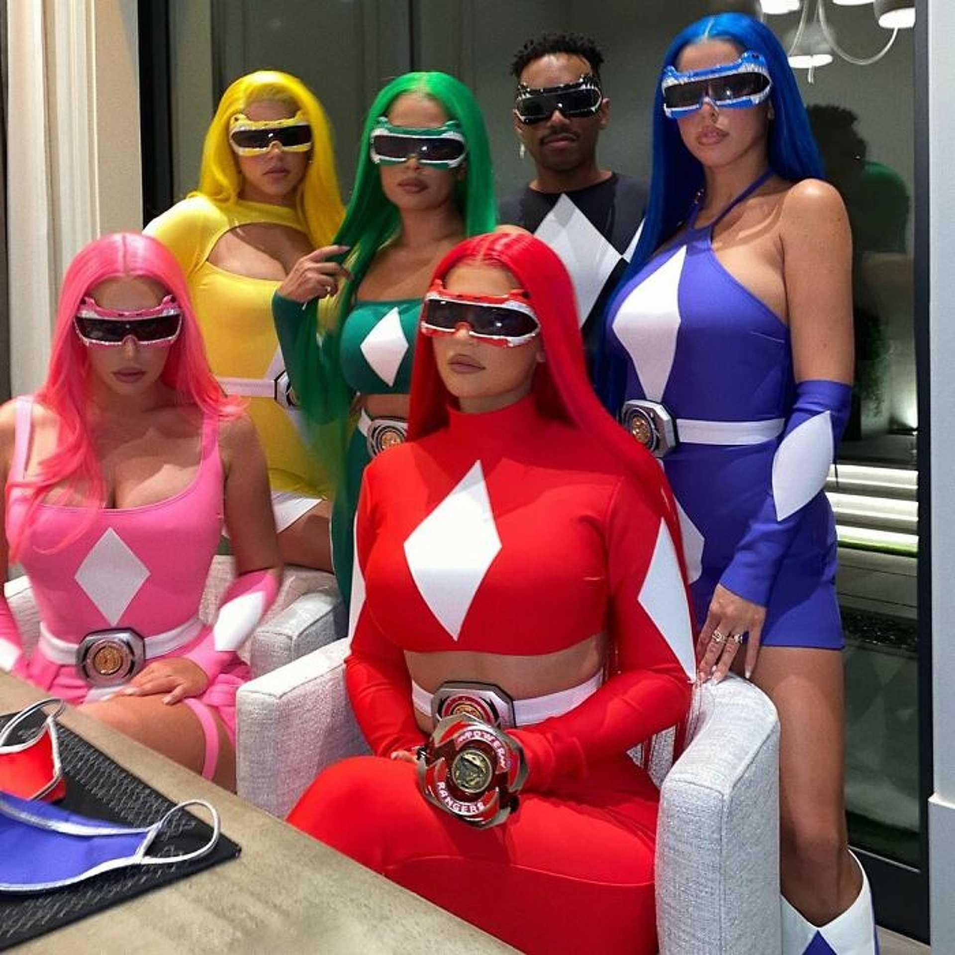 Kylie Jenner - Power Rangers