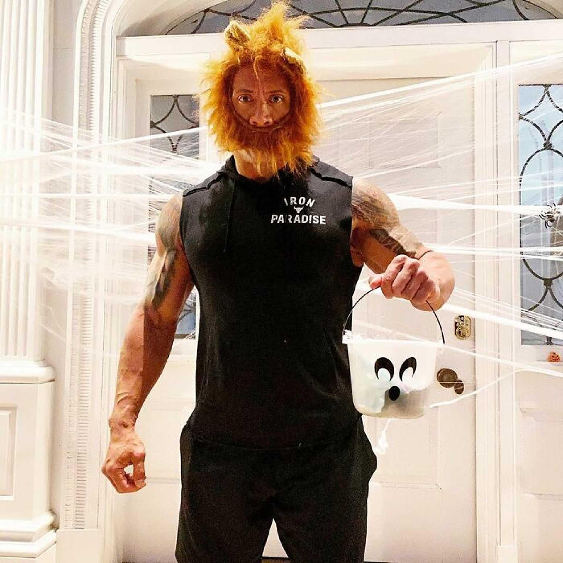 Dwayne Johnson - Mufasa