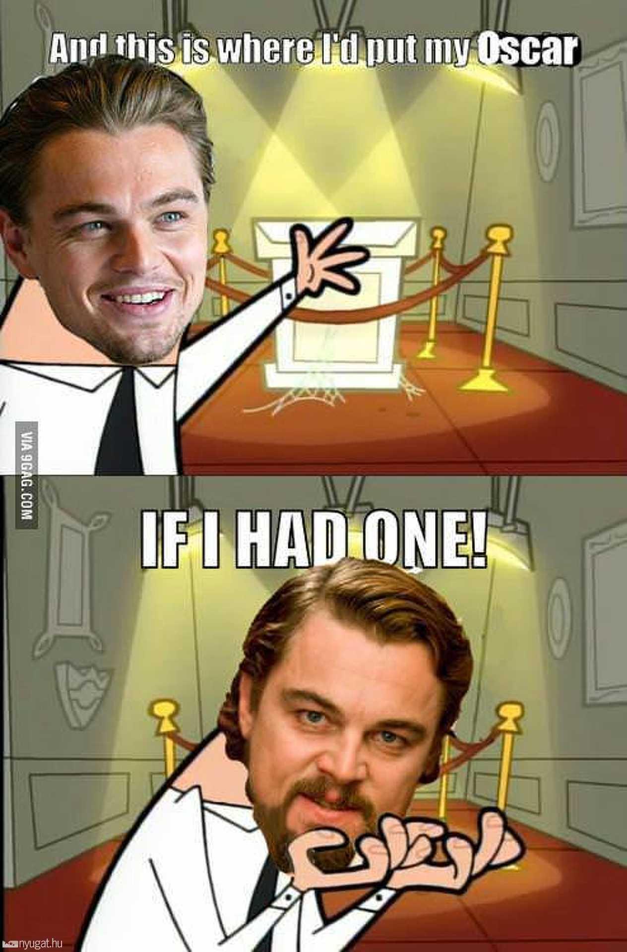 Leonardo DiCaprio mémek