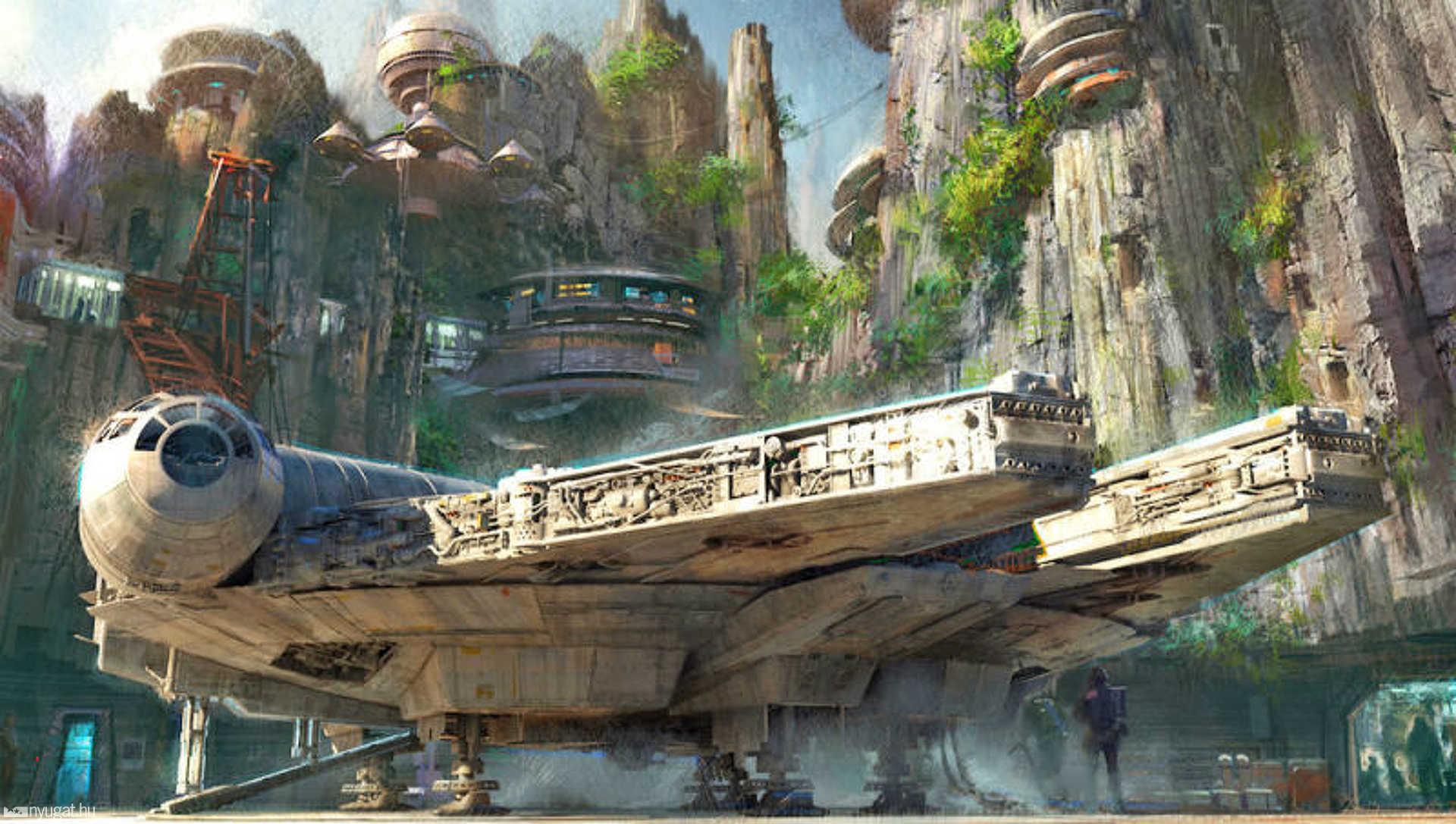 Star Wars témapark