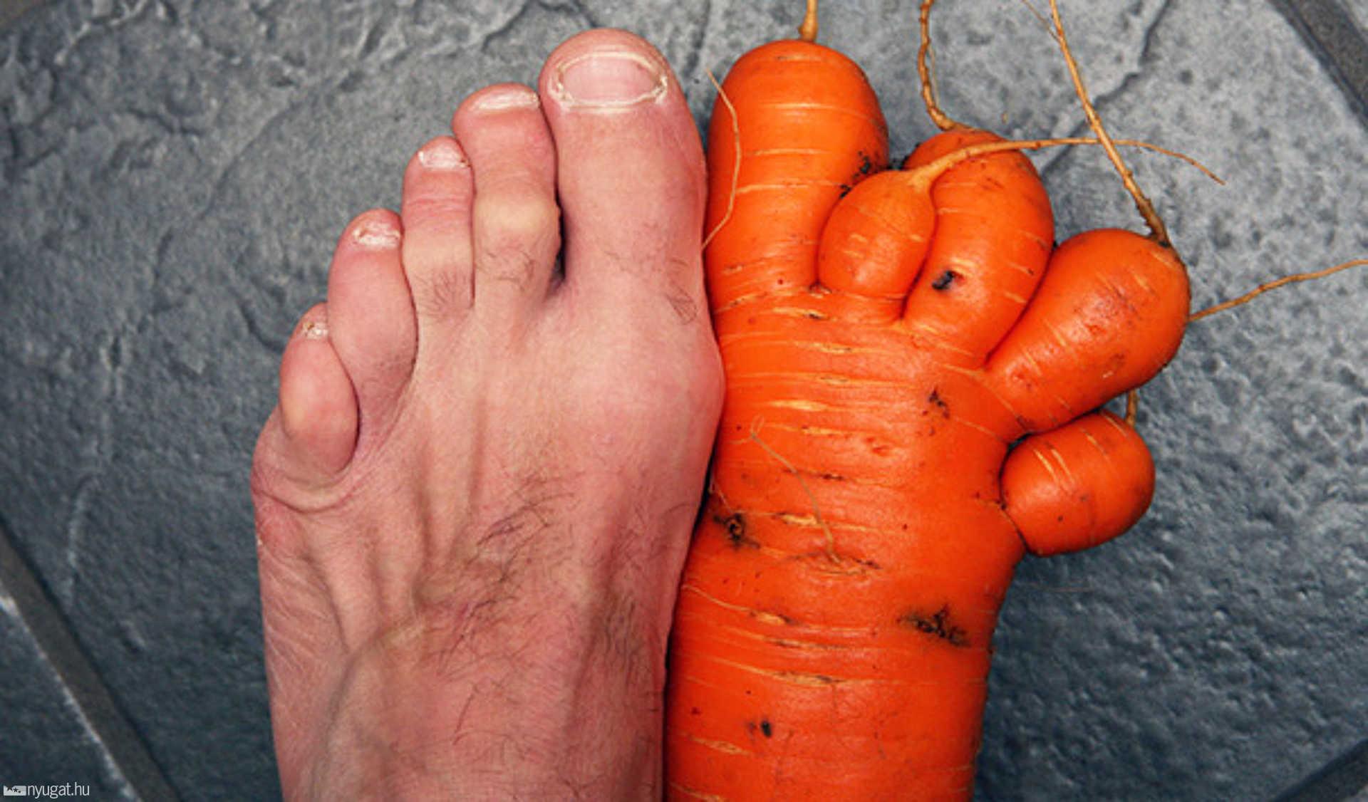 Egy a lábméret