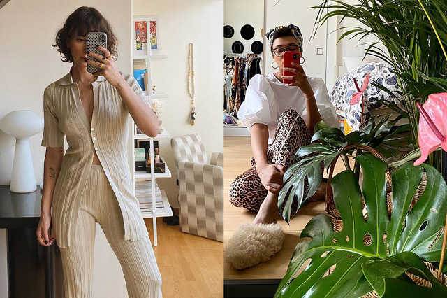 Home office fashion