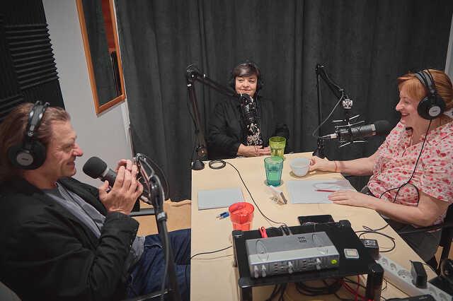 Székely Klára podcast
