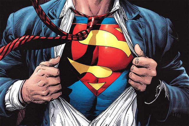 önbizalom, superman