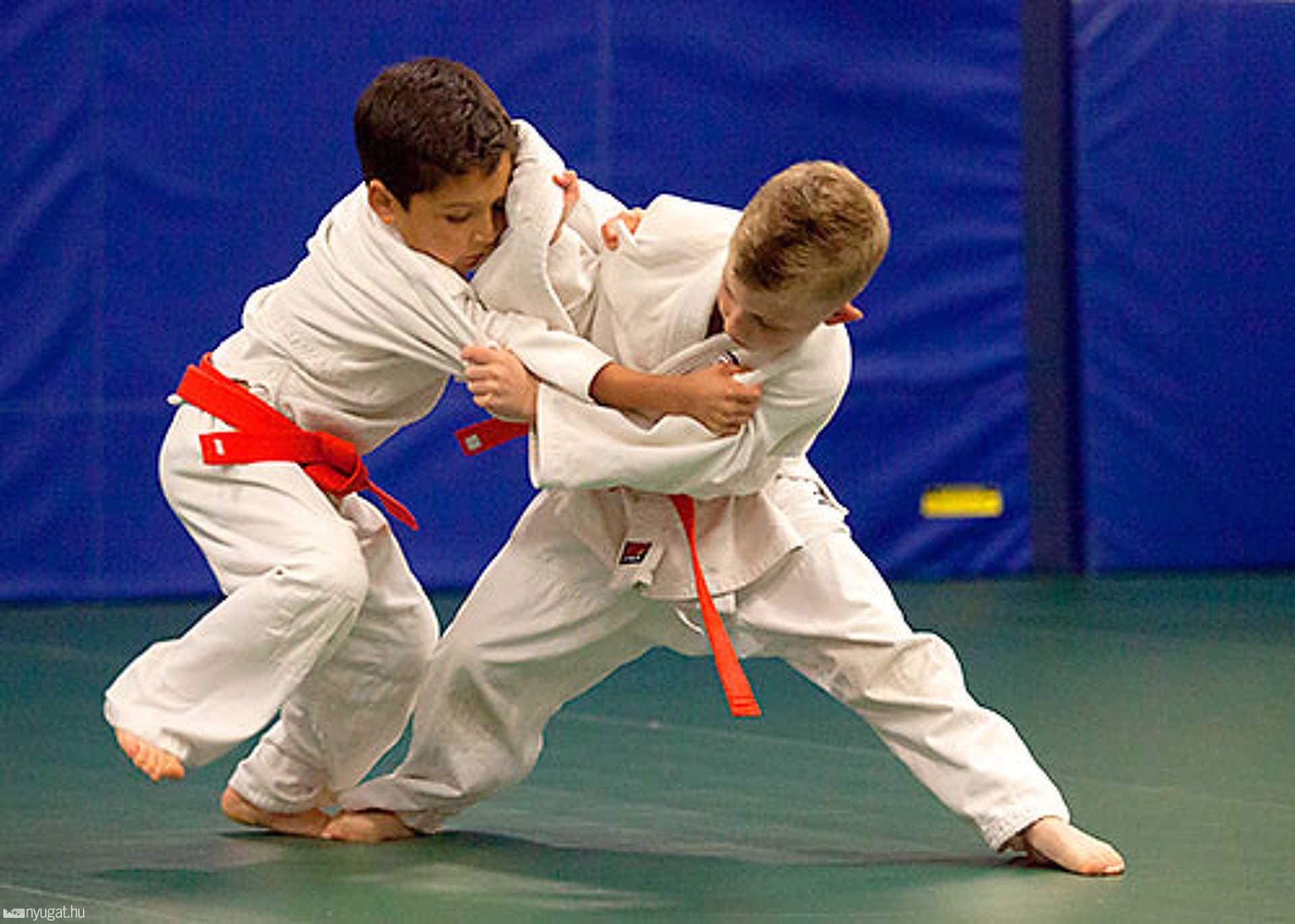 Küzdősport gyerekeknek