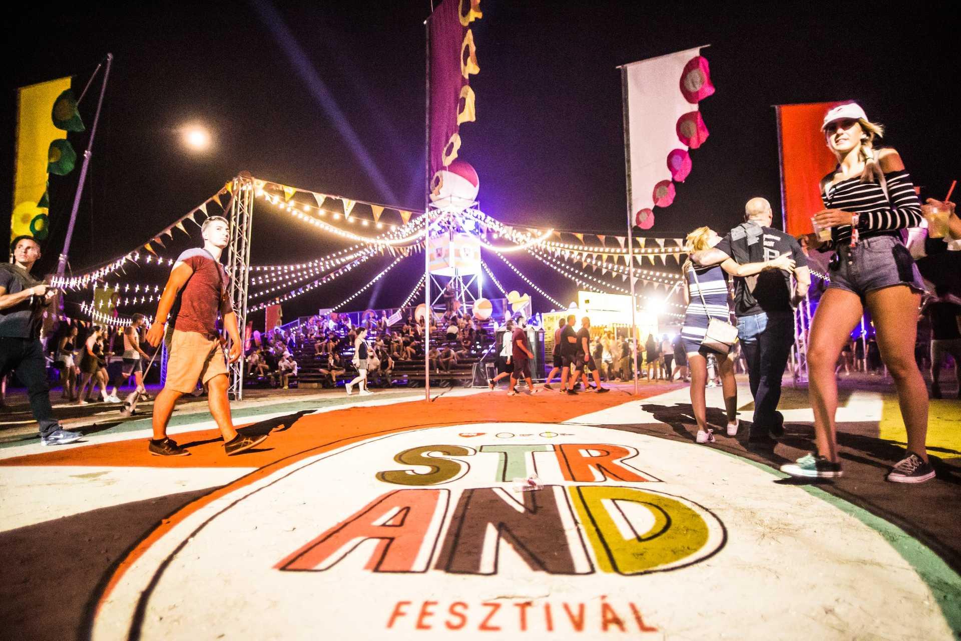 Strand Fesztivál 2018