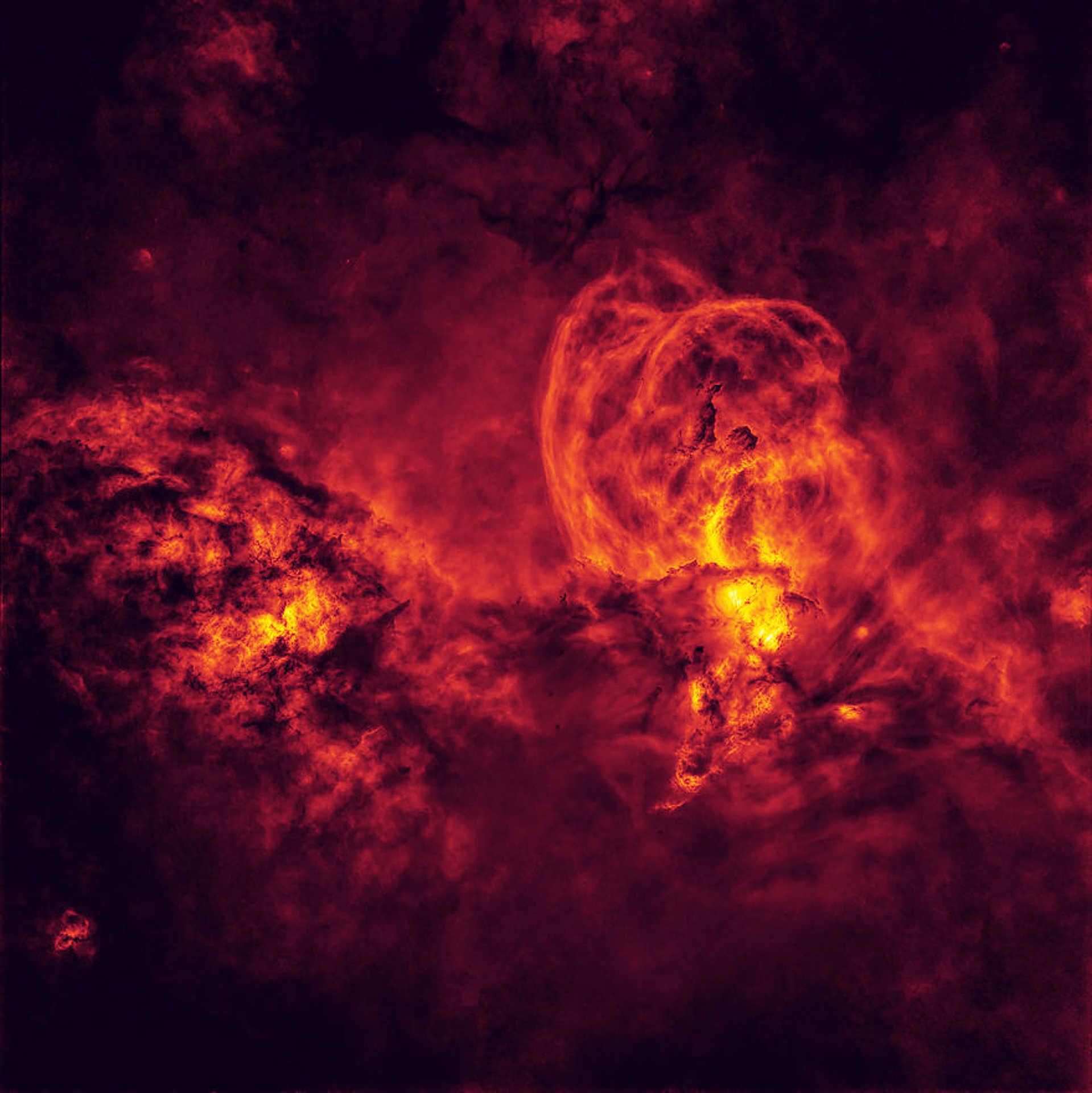 Peter Ward - Cosmic Inferno